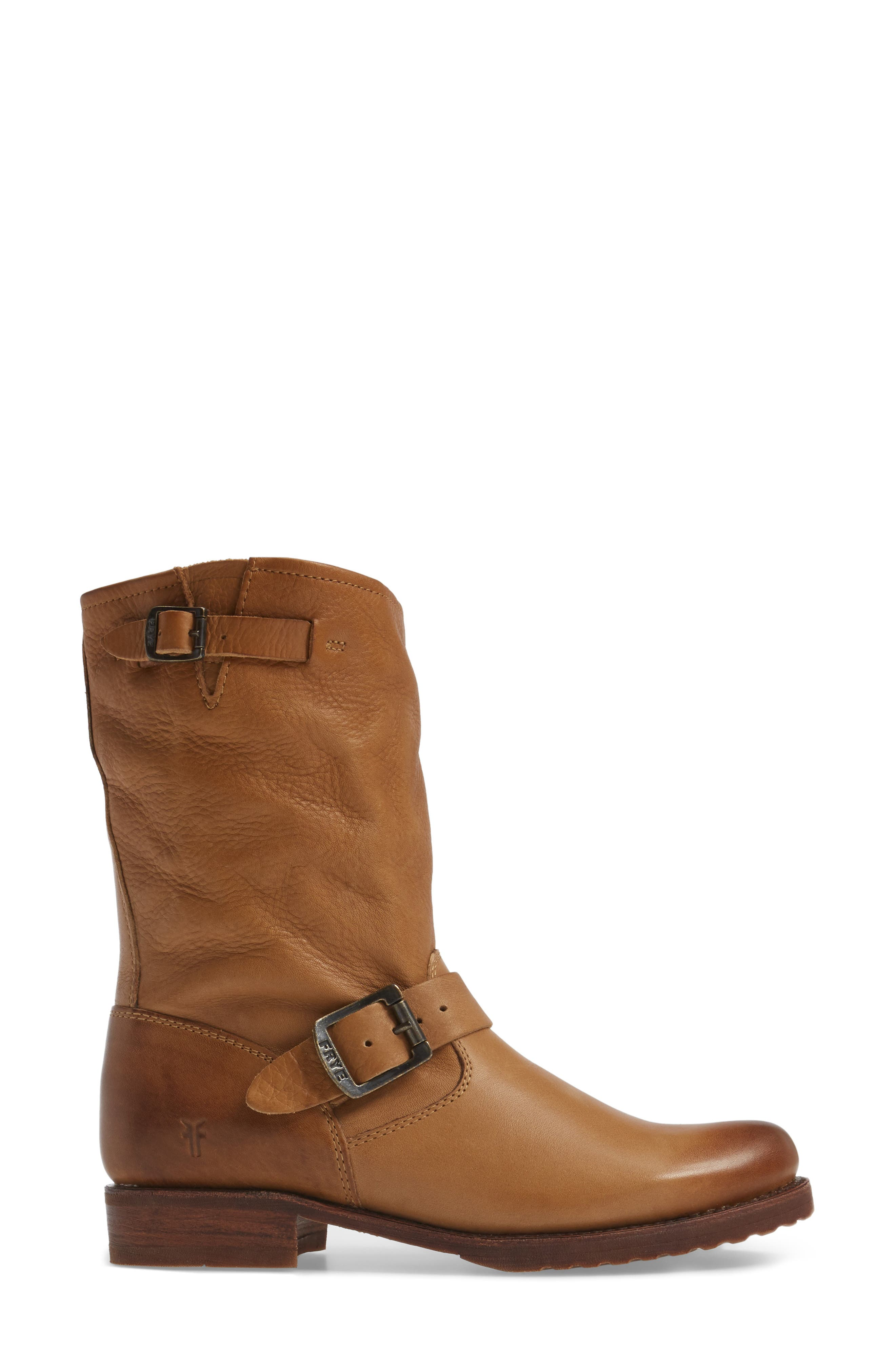 'Veronica Short' Slouchy Boot,                             Alternate thumbnail 41, color,