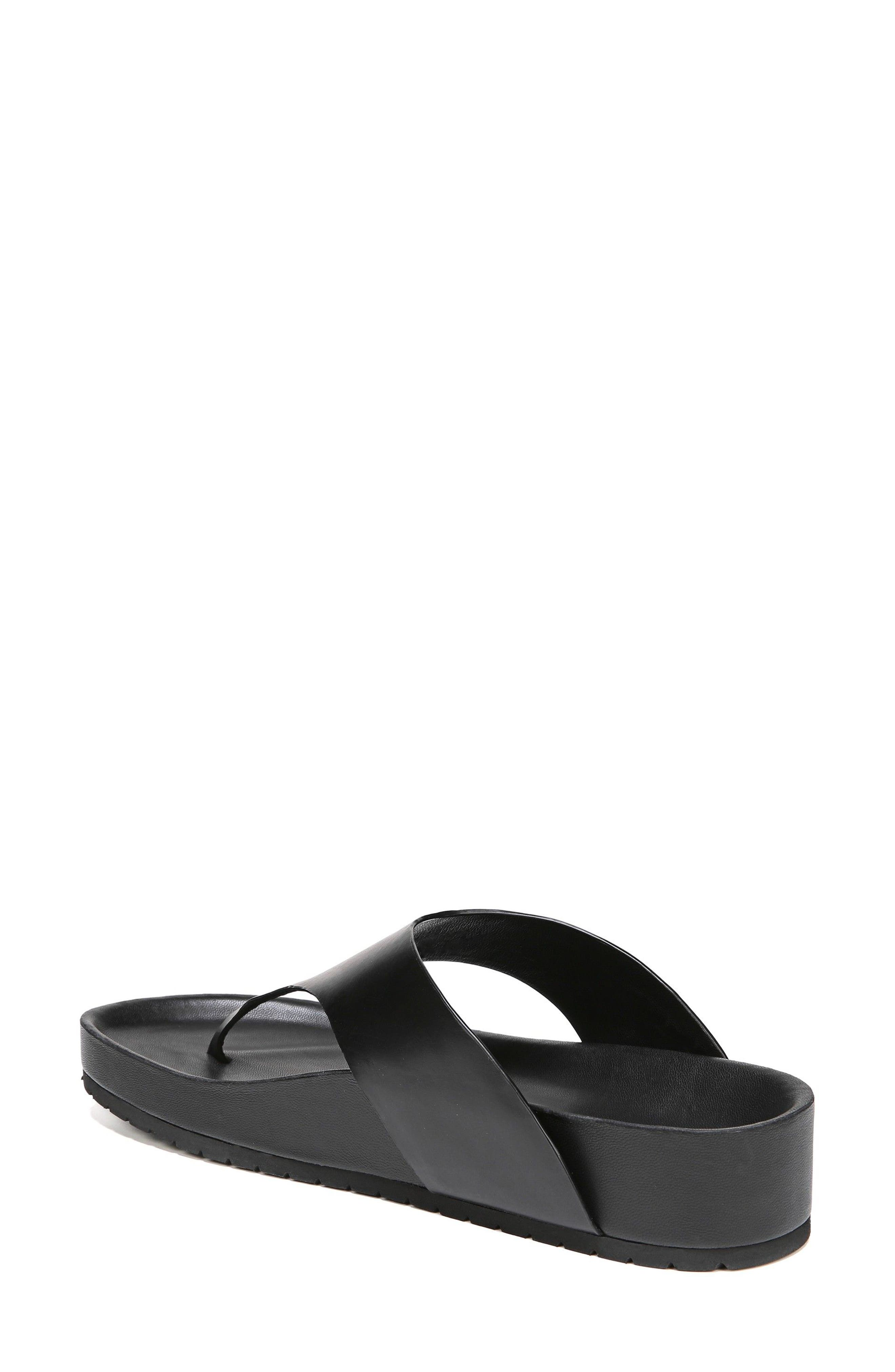 Padma Platform Sandal,                             Alternate thumbnail 2, color,                             BLACK