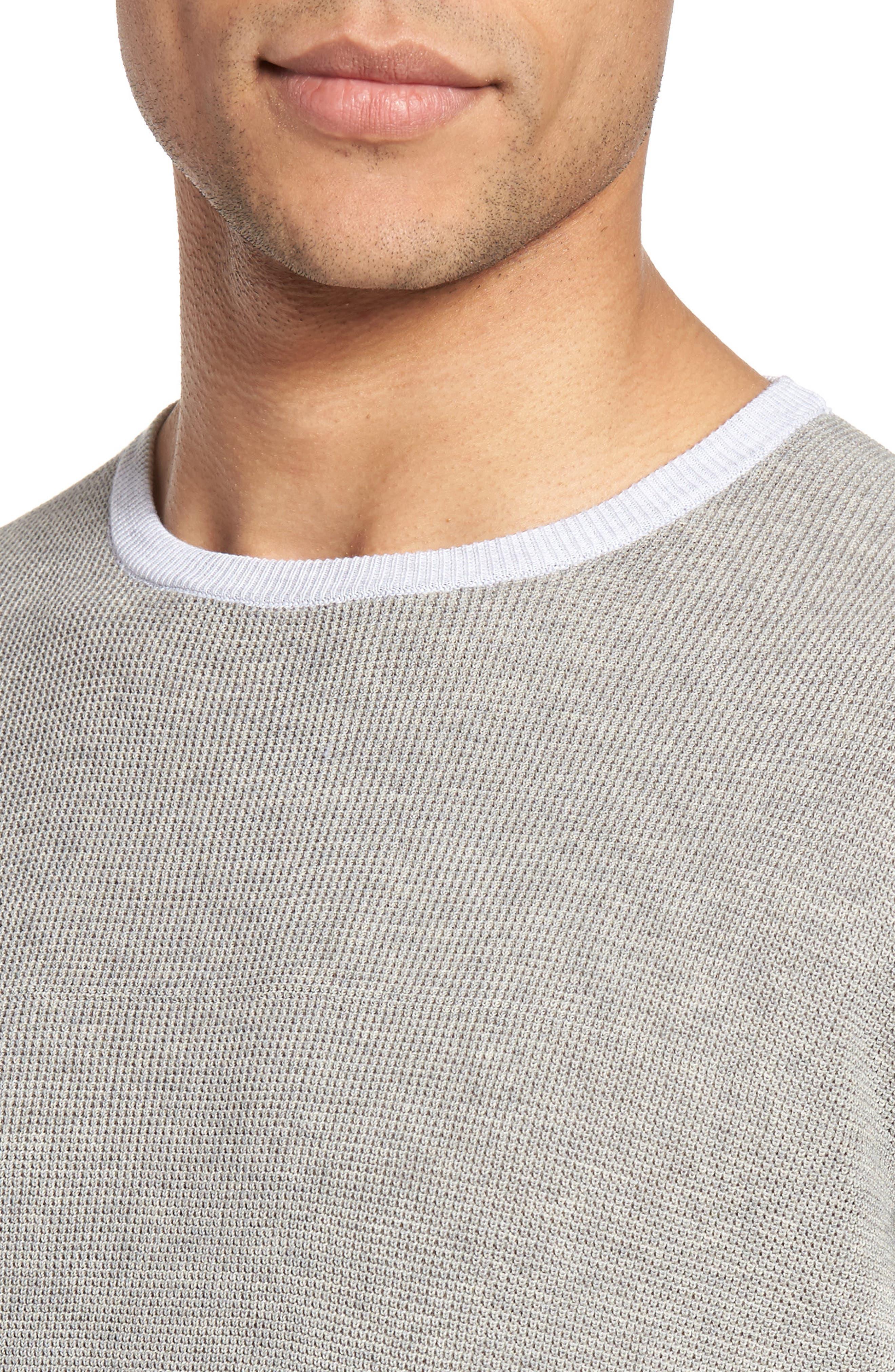 Boxwood Sweater,                             Alternate thumbnail 4, color,                             020