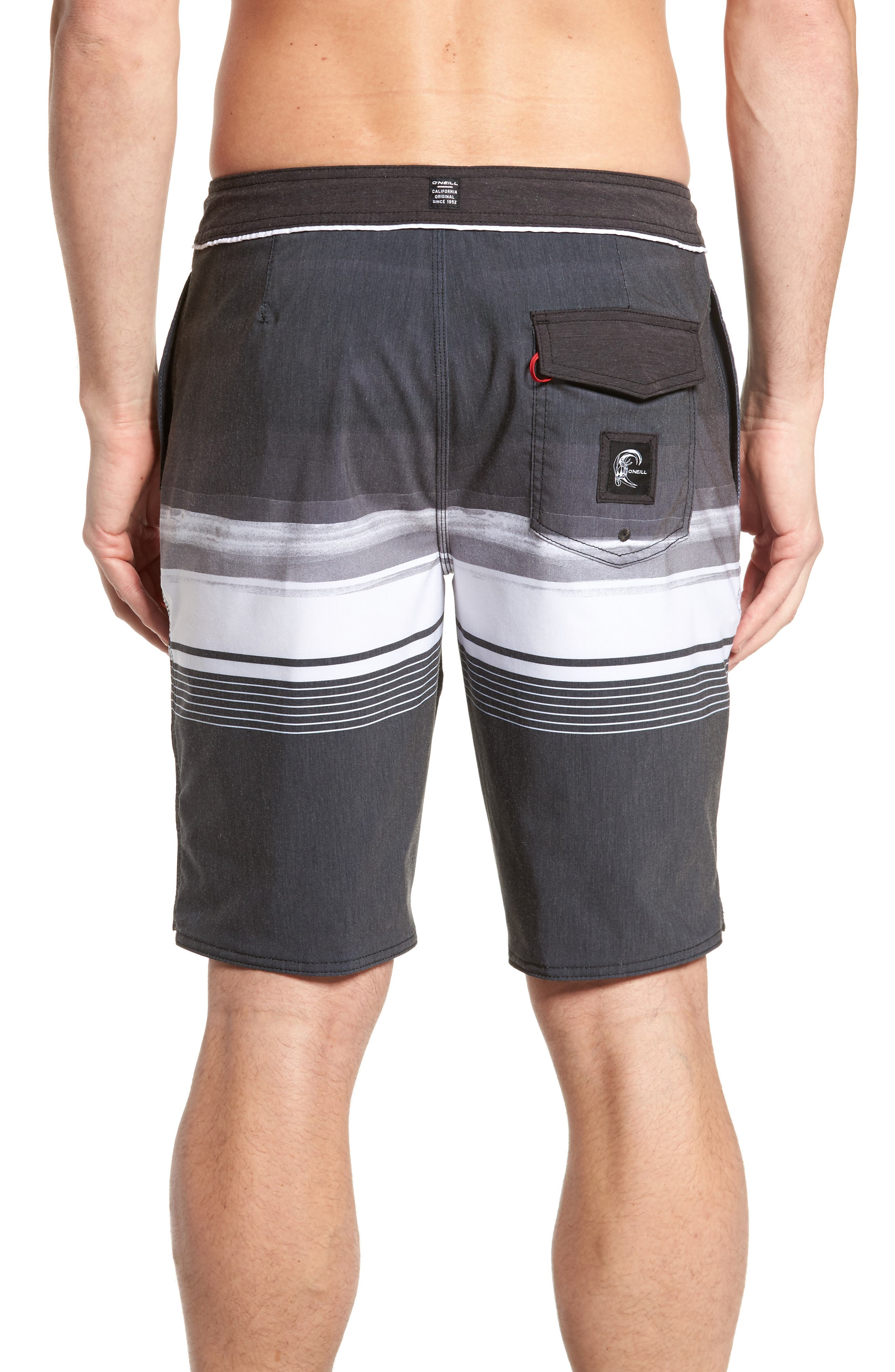 Hyperfreak Source Board Shorts,                             Alternate thumbnail 5, color,