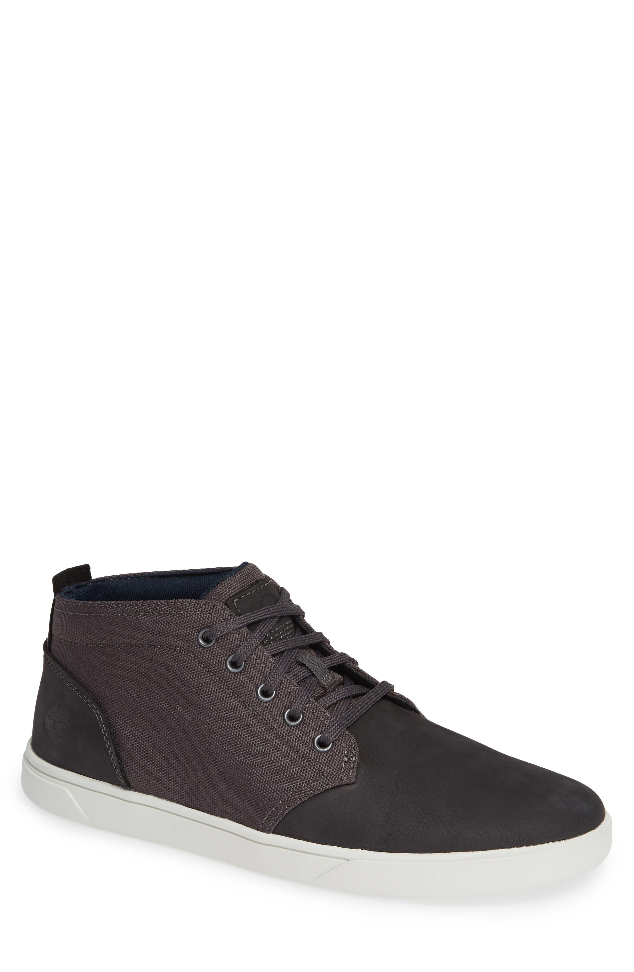 Earthkeepers<sup>®</sup> 'Groveton' Chukka Sneaker,                         Main,                         color, CHARCOAL
