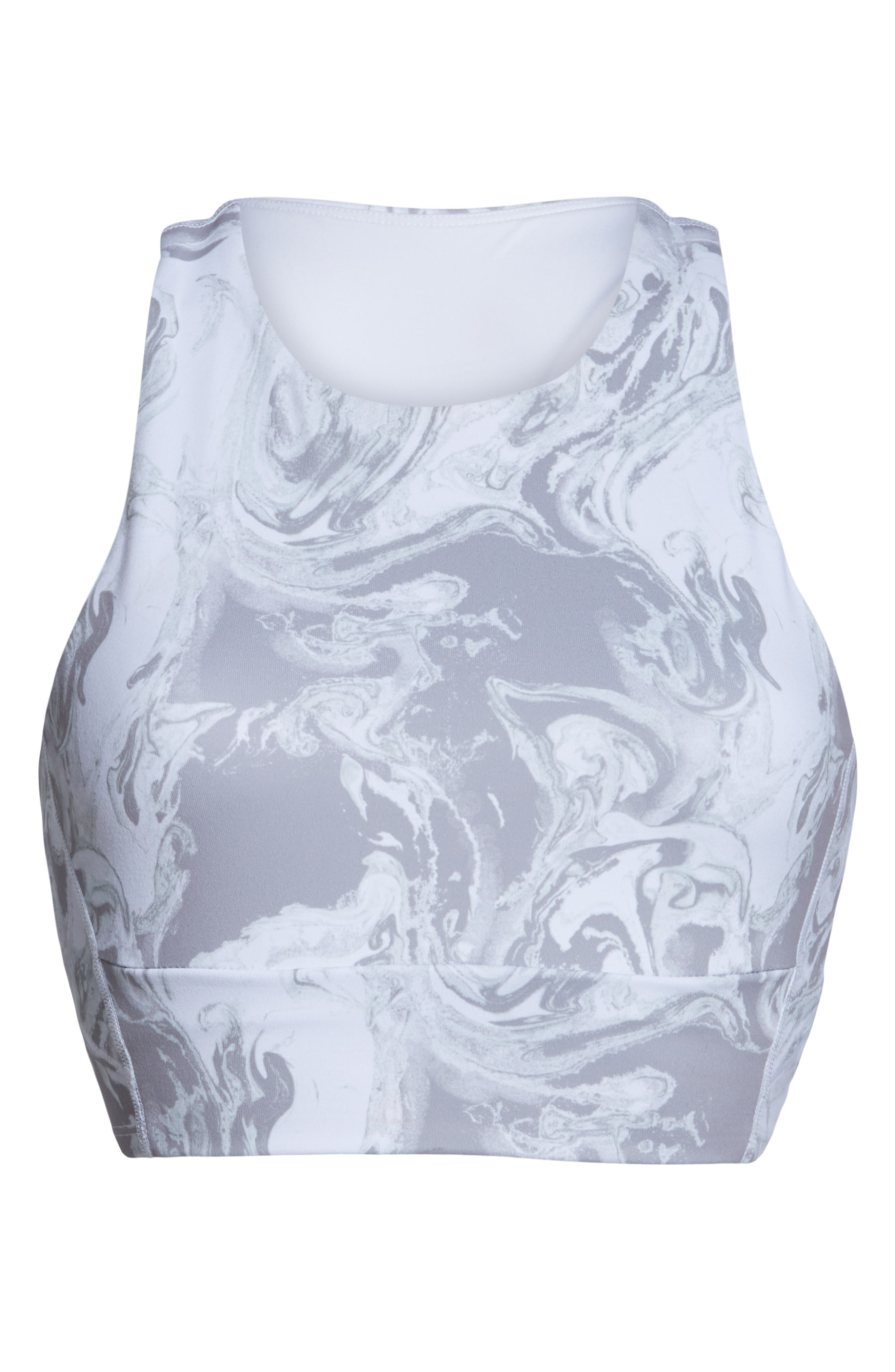 Live In Racerback Bra,                             Alternate thumbnail 7, color,                             GREY SCONCE PRETTY MARBLE