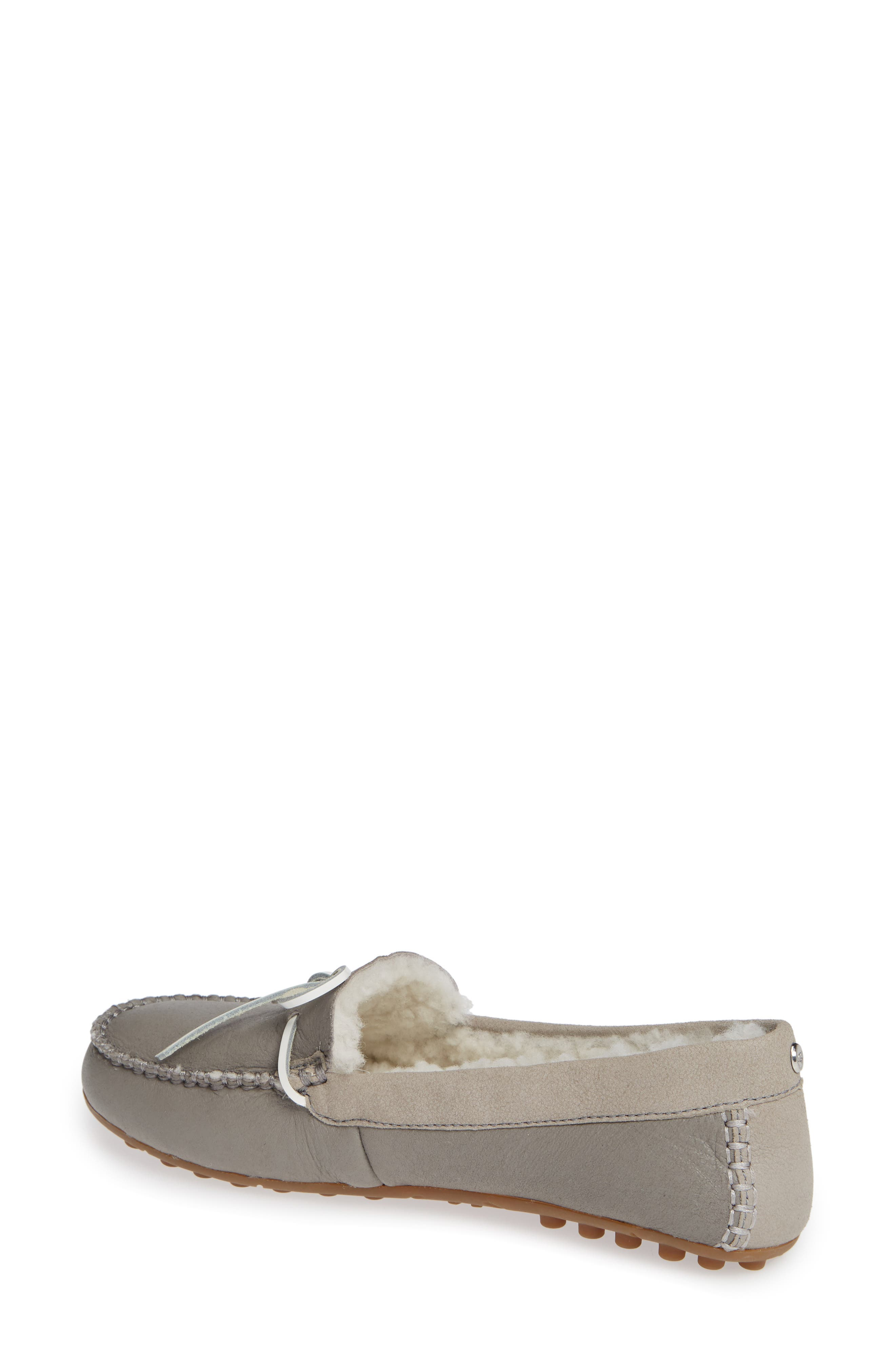 Deluxe Loafer,                             Alternate thumbnail 2, color,                             SEAL LEATHER