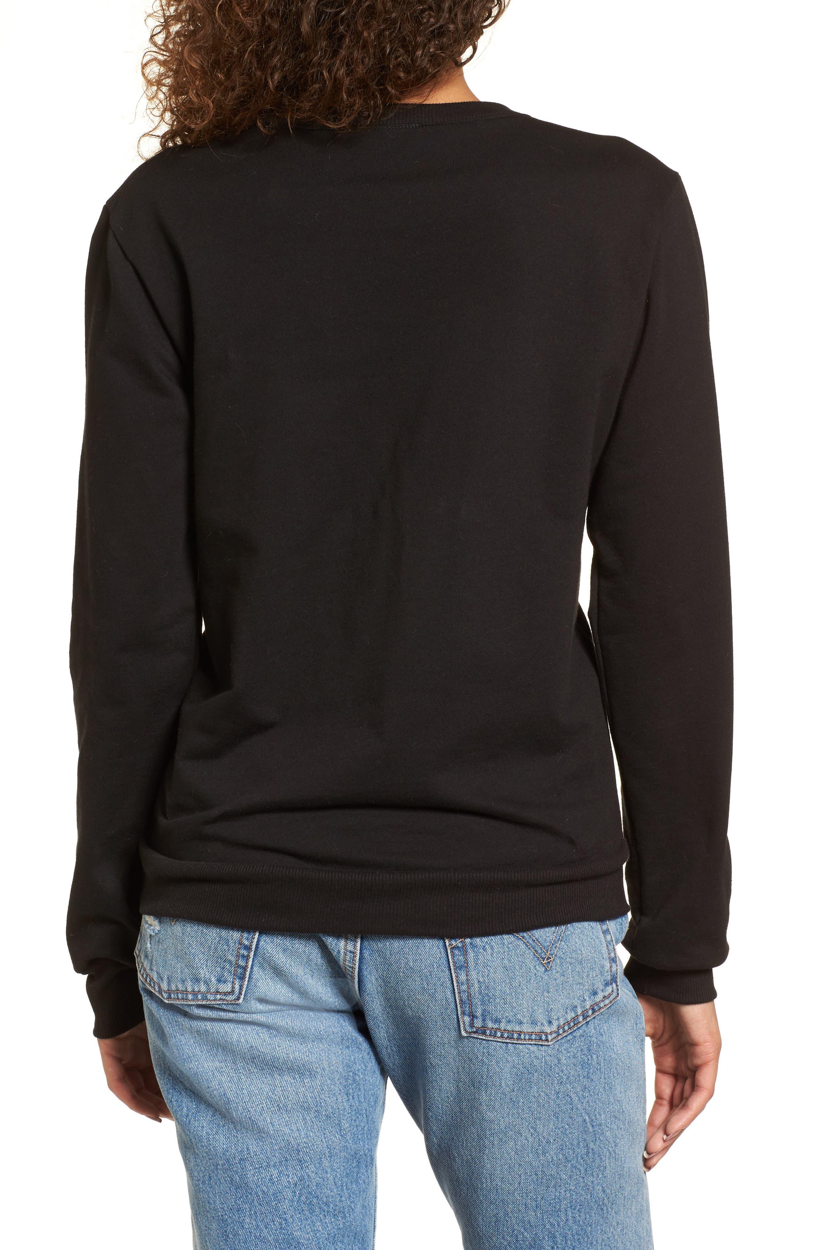 Run-DMC Sweatshirt,                             Alternate thumbnail 2, color,                             001