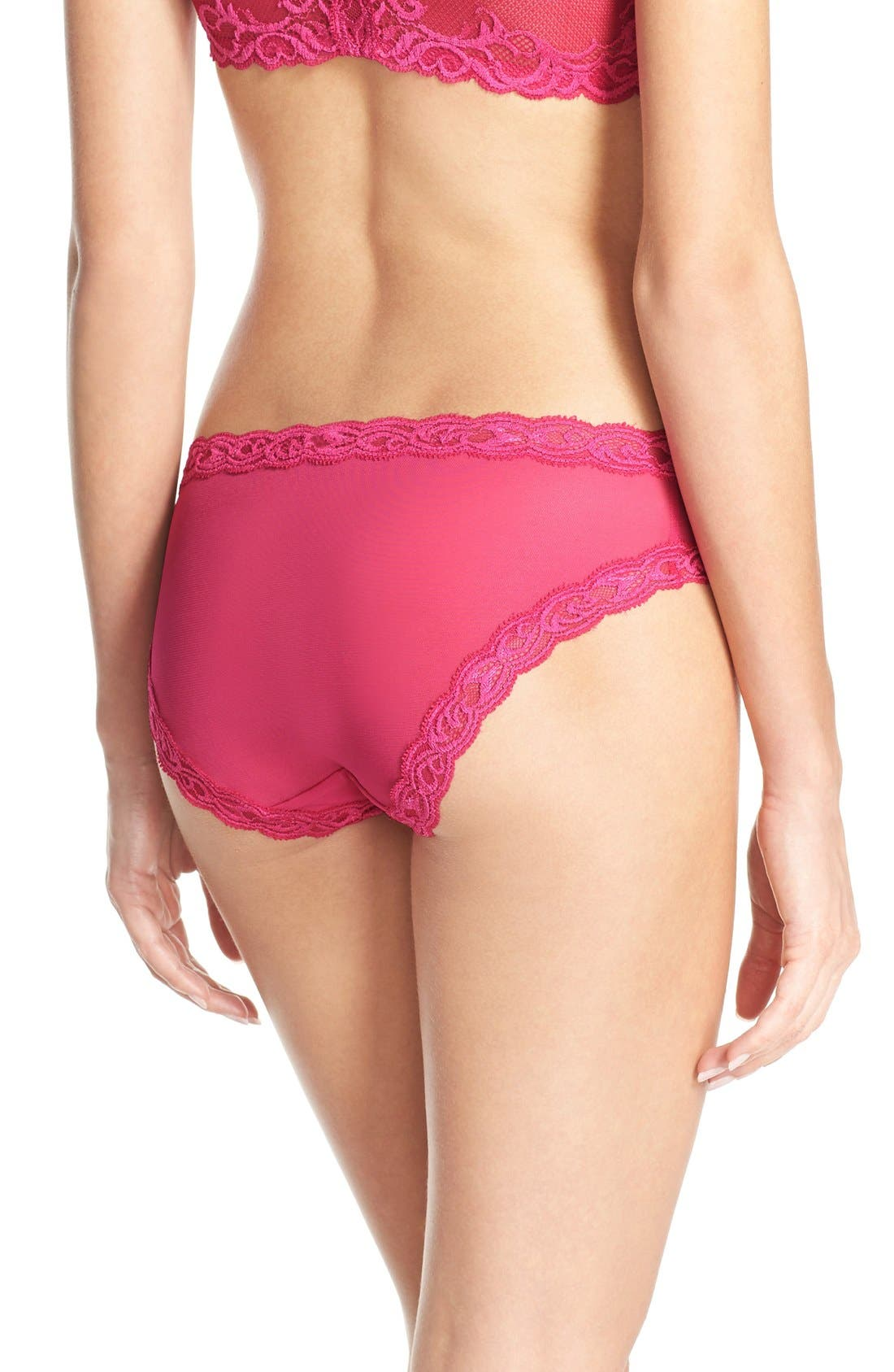 Feathers Hipster Briefs,                             Alternate thumbnail 157, color,
