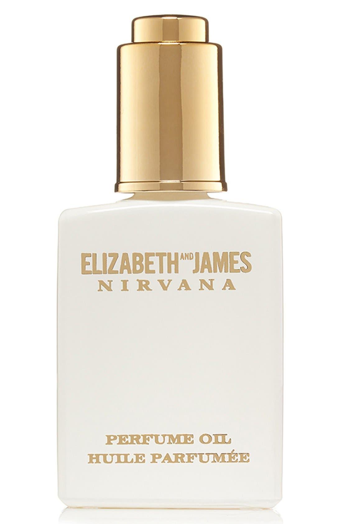 Elizabeth and James 'Nirvana White' Perfume Oil,                             Main thumbnail 1, color,                             000