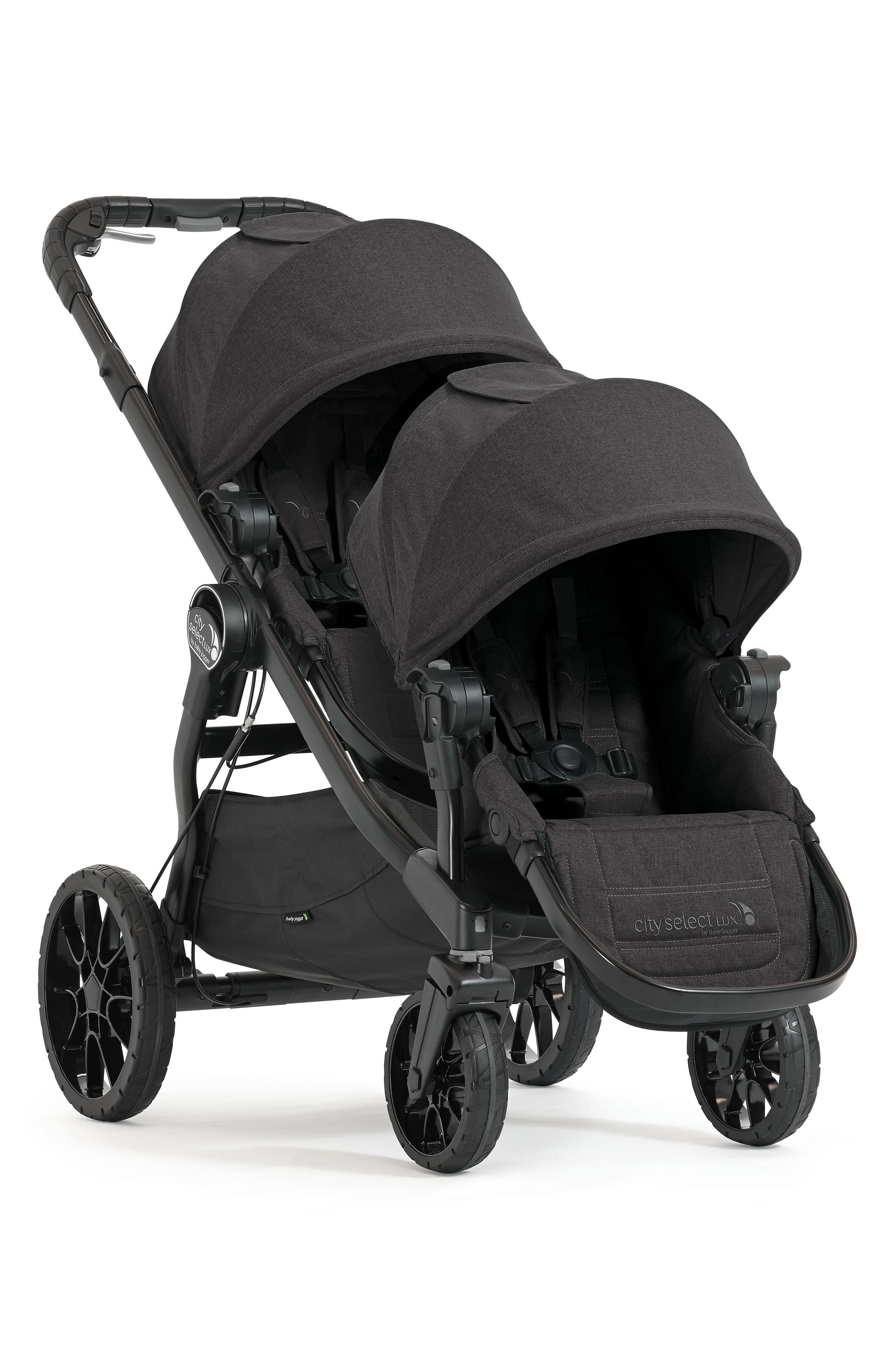City Select<sup>®</sup> LUX Stroller with Second Seat,                         Main,                         color, 001