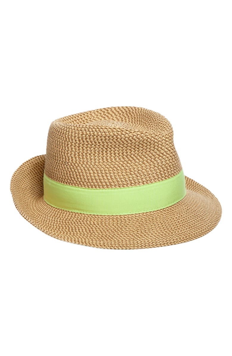 6998202bc0b ERIC JAVITS Classic Squishee sup ®  sup  Packable Fedora Sun Hat