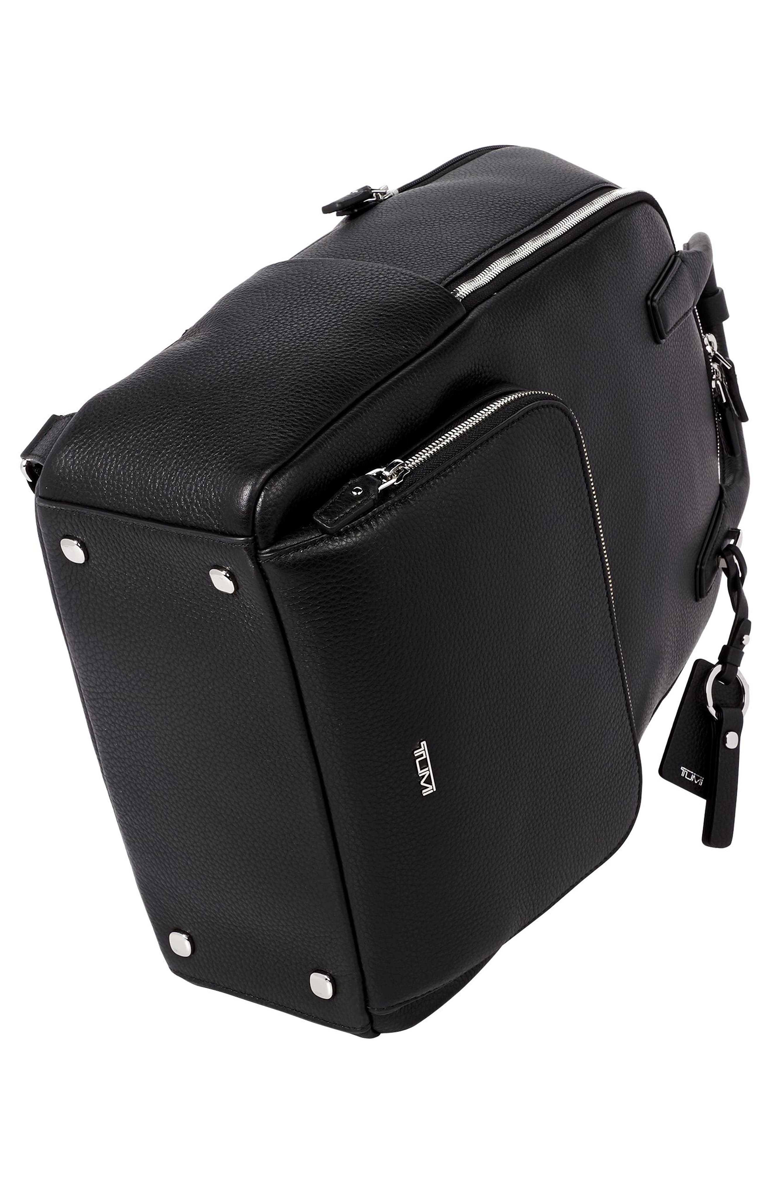 TUMI,                             Stanton Indra Commuter Backpack,                             Alternate thumbnail 4, color,                             001