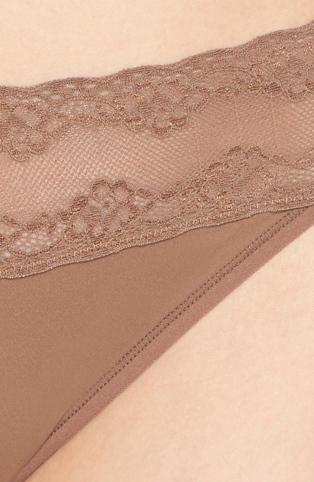 Bliss Perfection Thong,                             Alternate thumbnail 339, color,