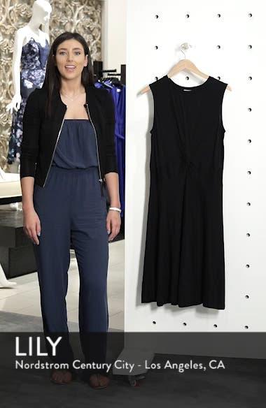 Twist Front Knit Dress, sales video thumbnail