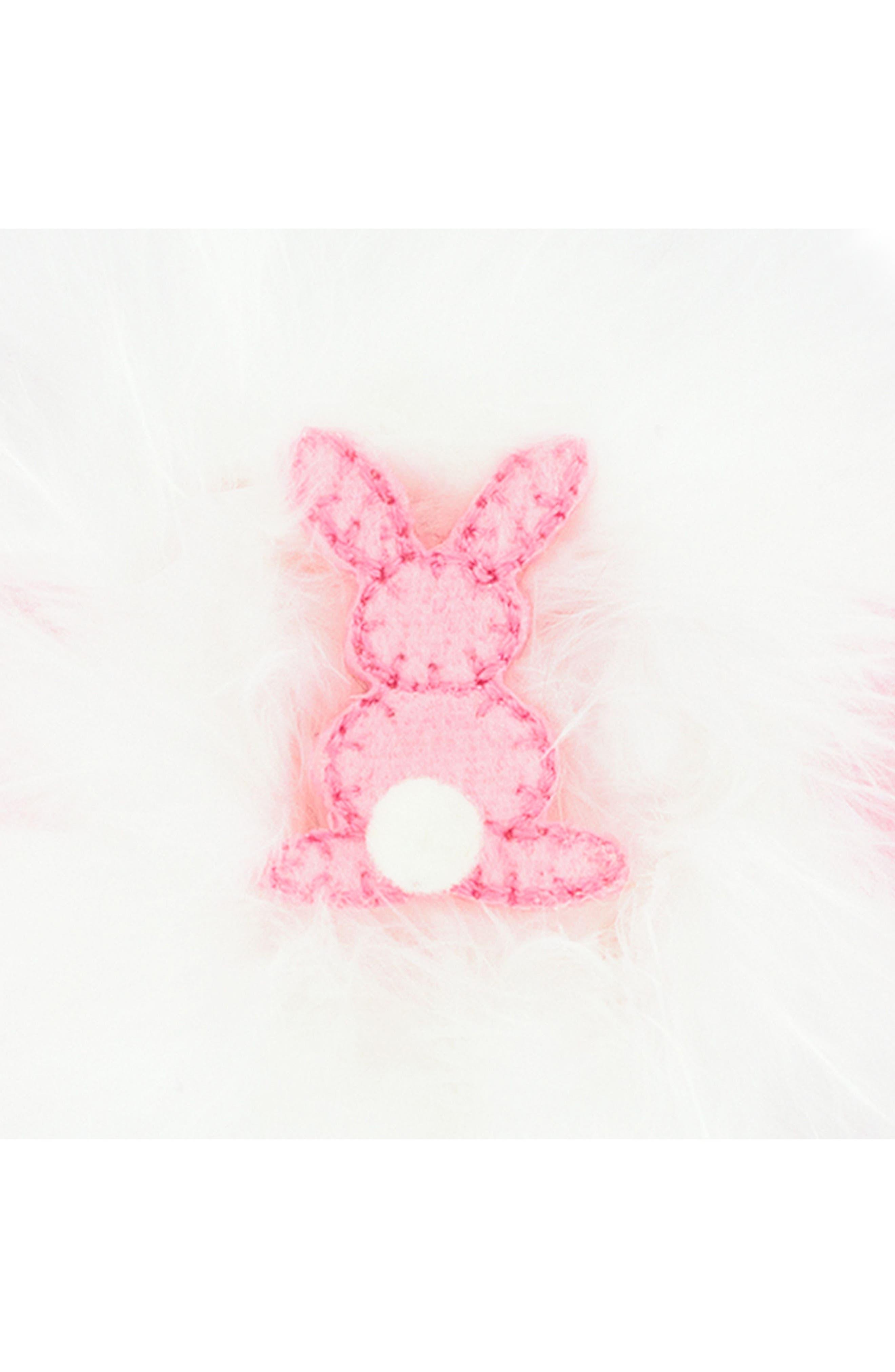 Bunny Headband,                             Alternate thumbnail 3, color,                             650