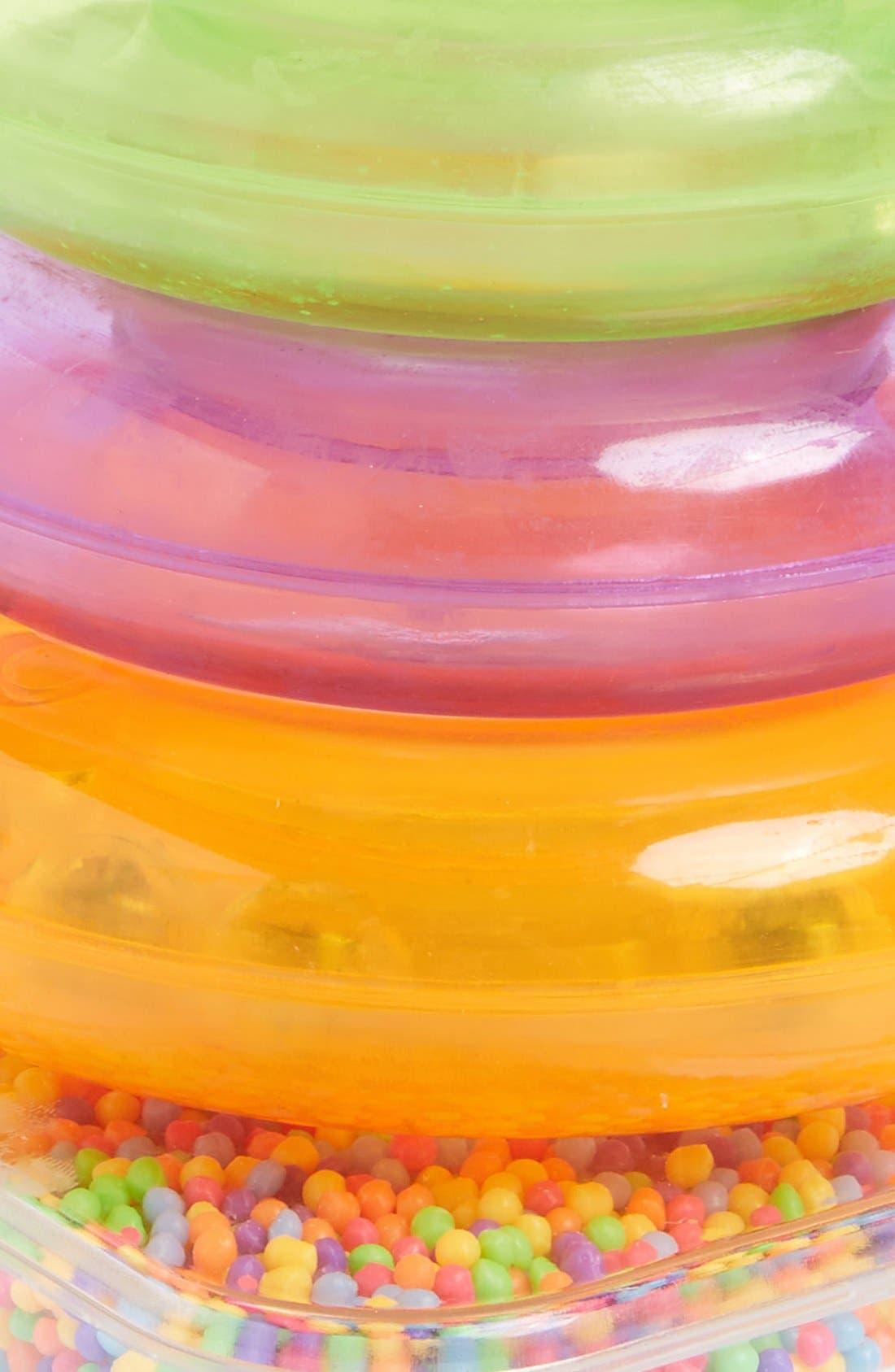 'Sensory Ring Stackerz' Toy Set,                             Alternate thumbnail 2, color,                             100