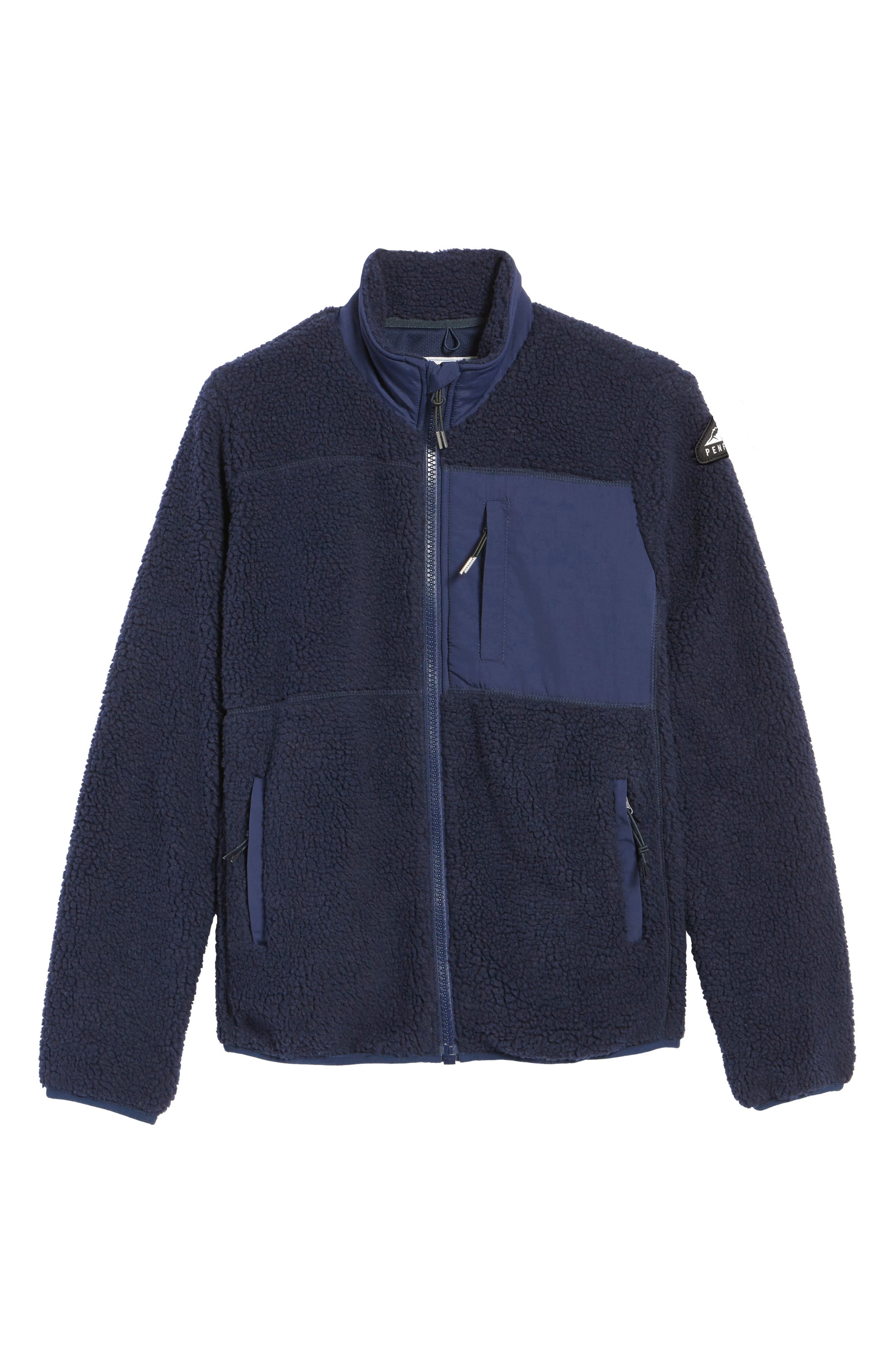 Mattawa Fleece Jacket,                             Alternate thumbnail 10, color,