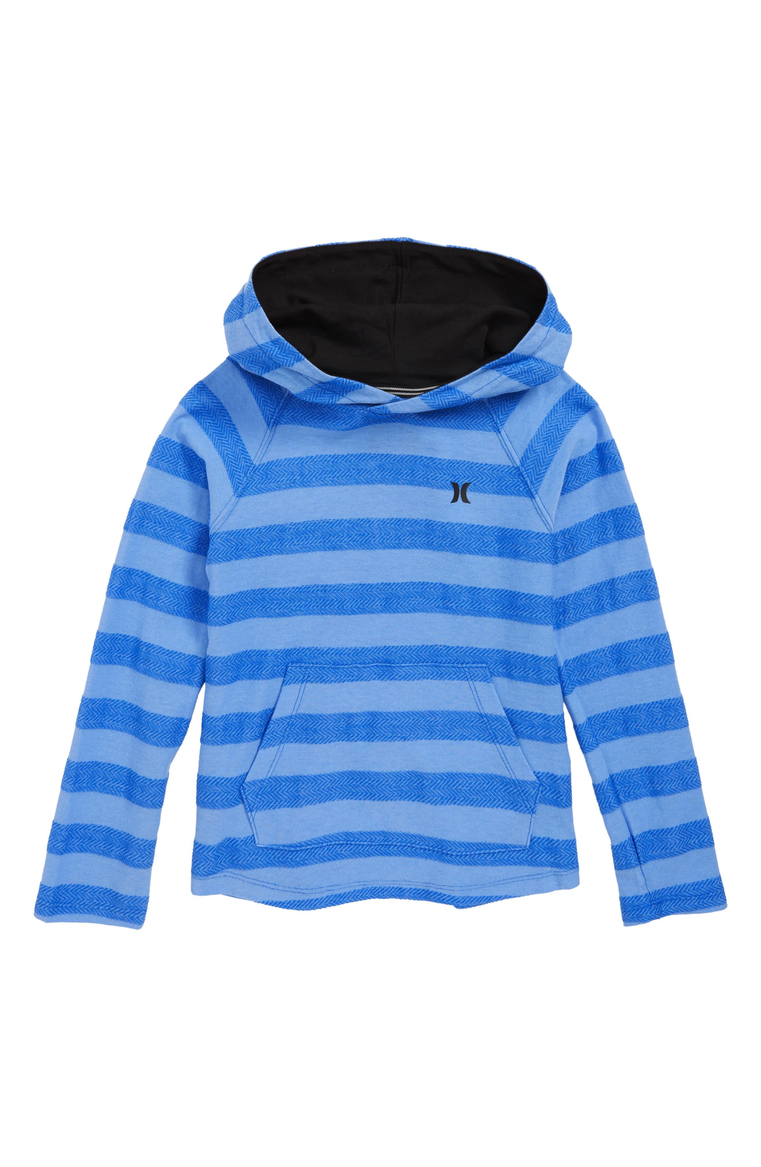 Herringbone Pullover Hoodie,                         Main,                         color, 400