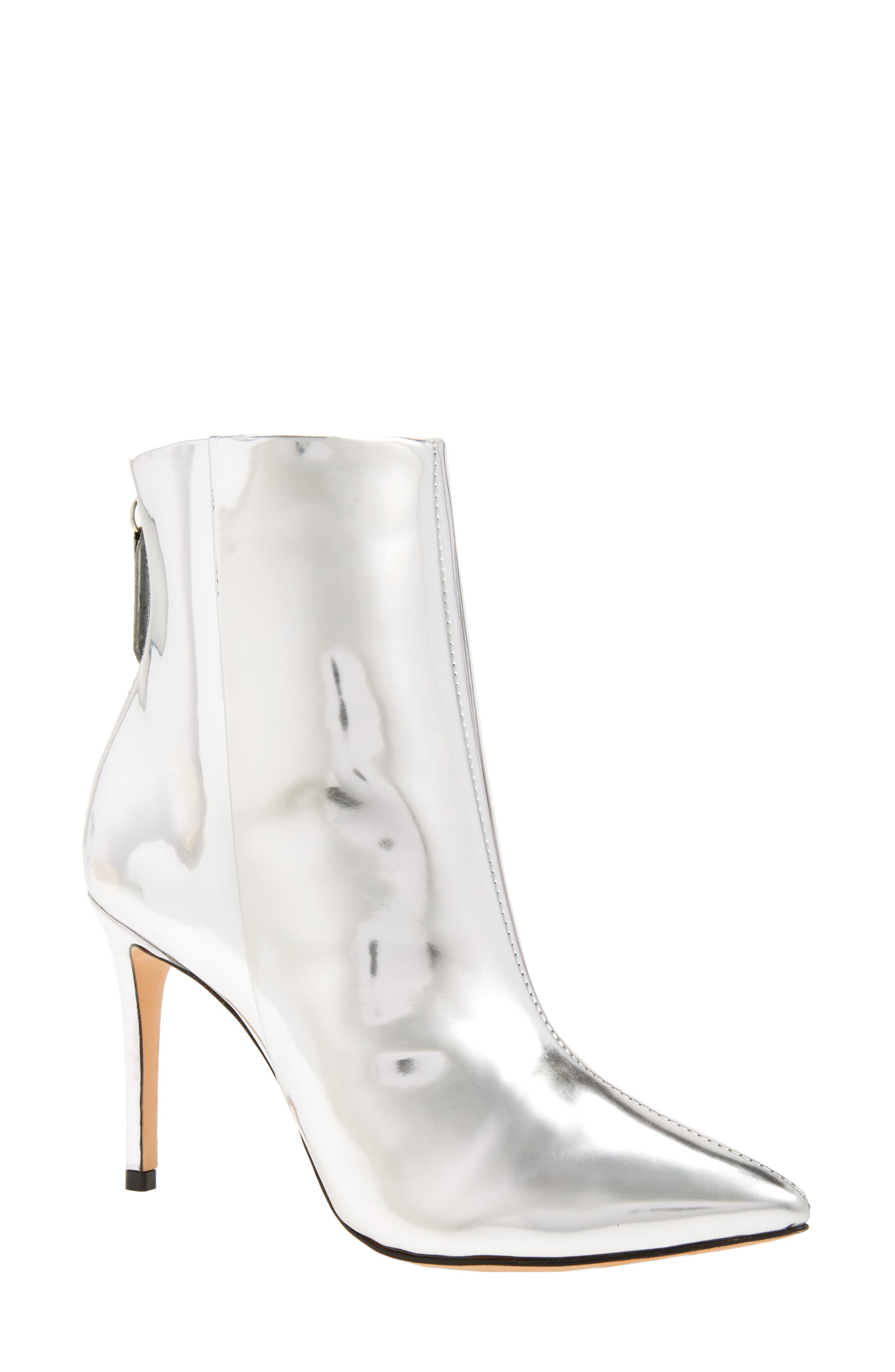 Ginny Pointy Toe Bootie, Main, color, 042