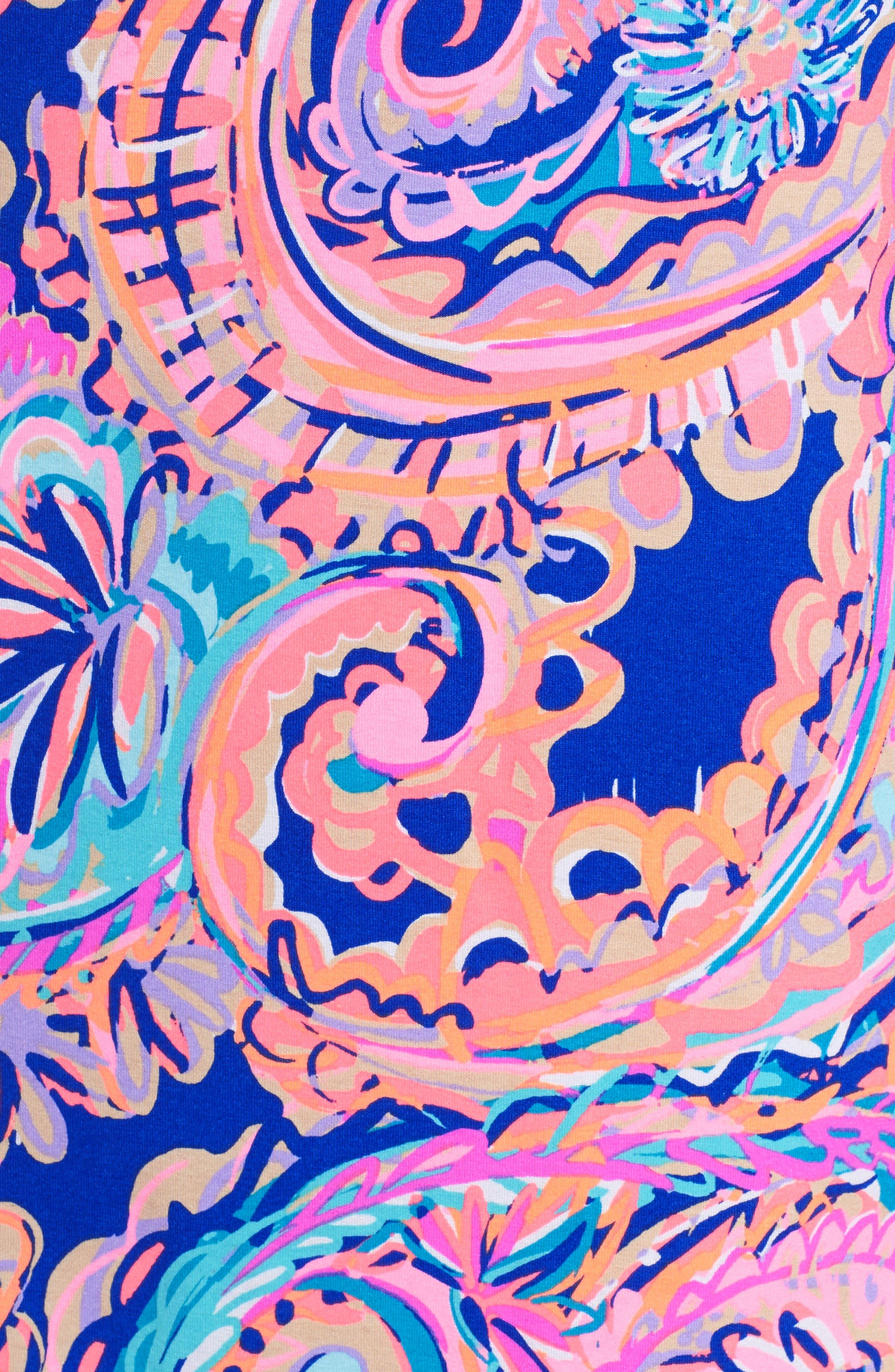 Sophie UPF 50+ Dress,                             Alternate thumbnail 6, color,                             454