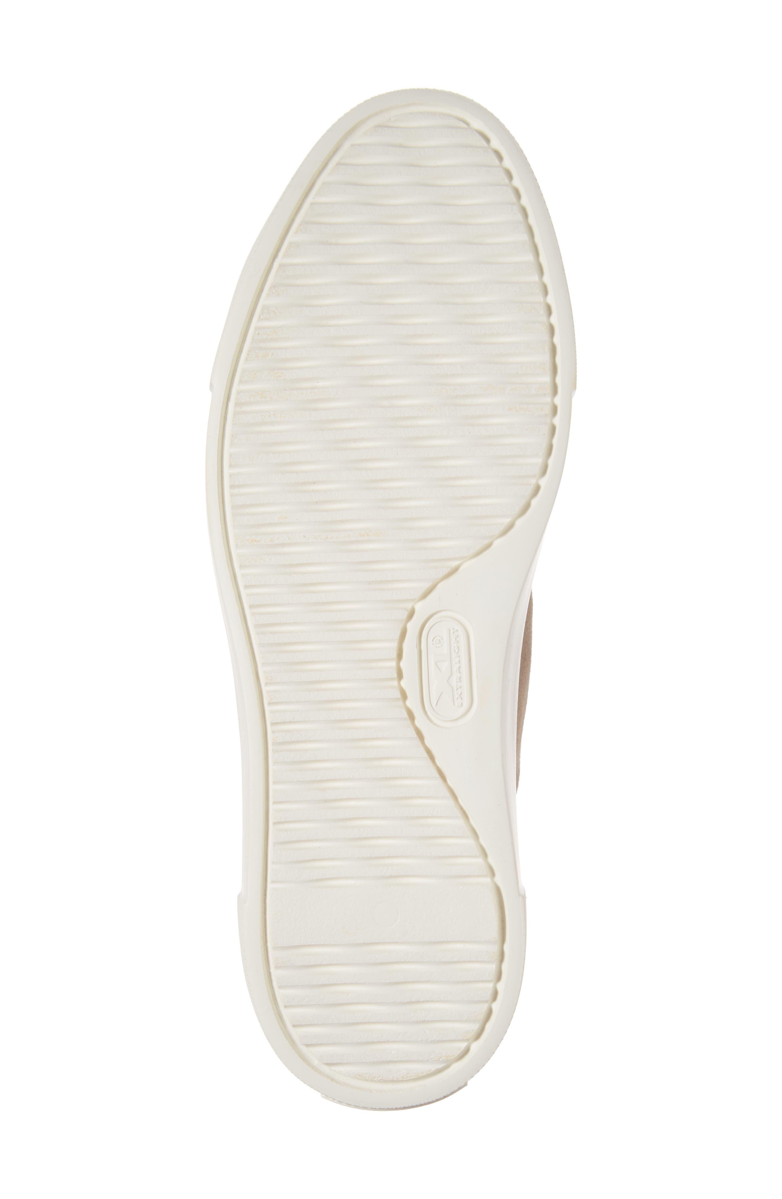 Cap Toe Platform Sneaker,                             Alternate thumbnail 18, color,