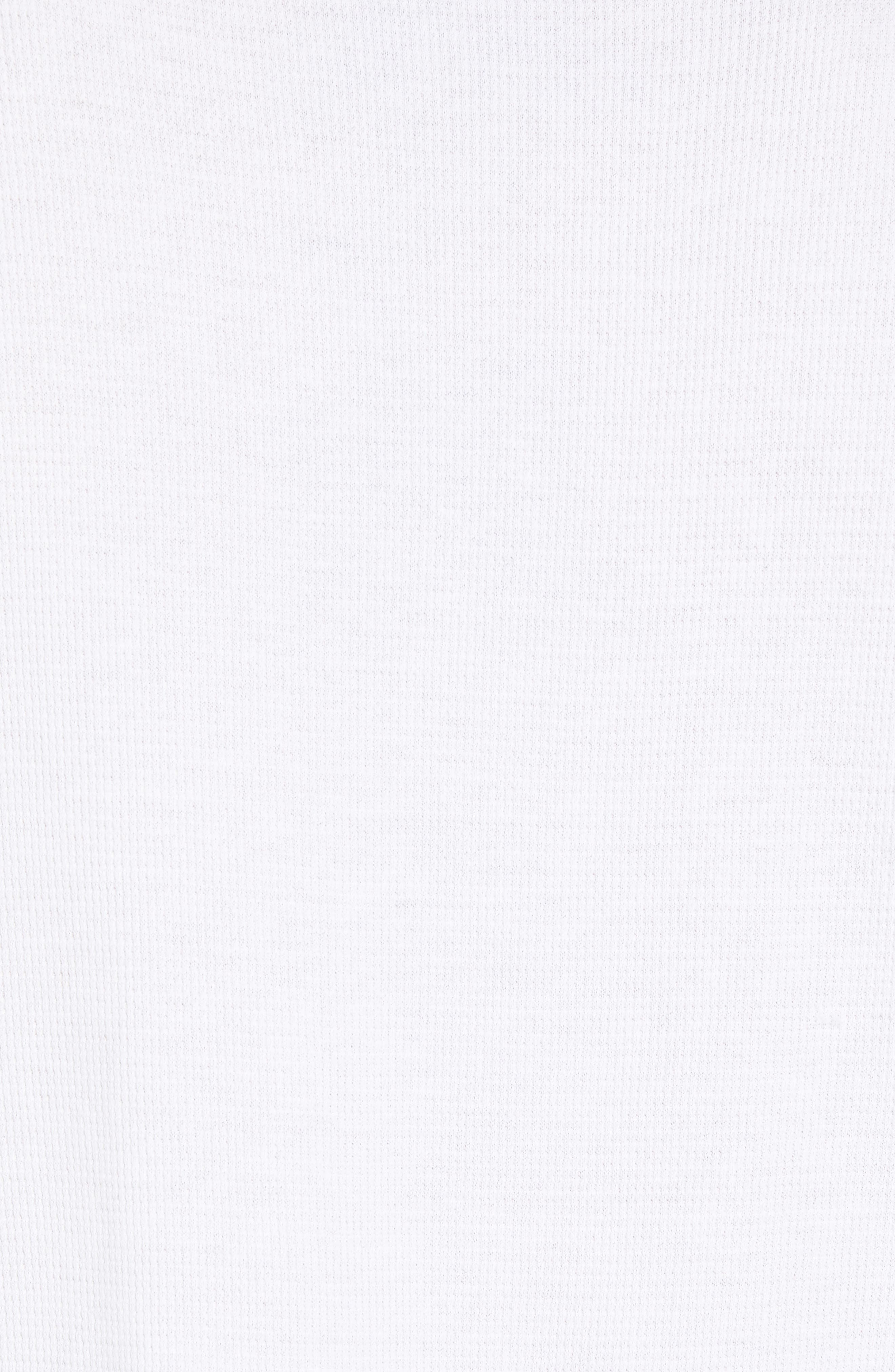 Regular Fit Waffle Knit Turtleneck Top,                             Alternate thumbnail 5, color,                             137
