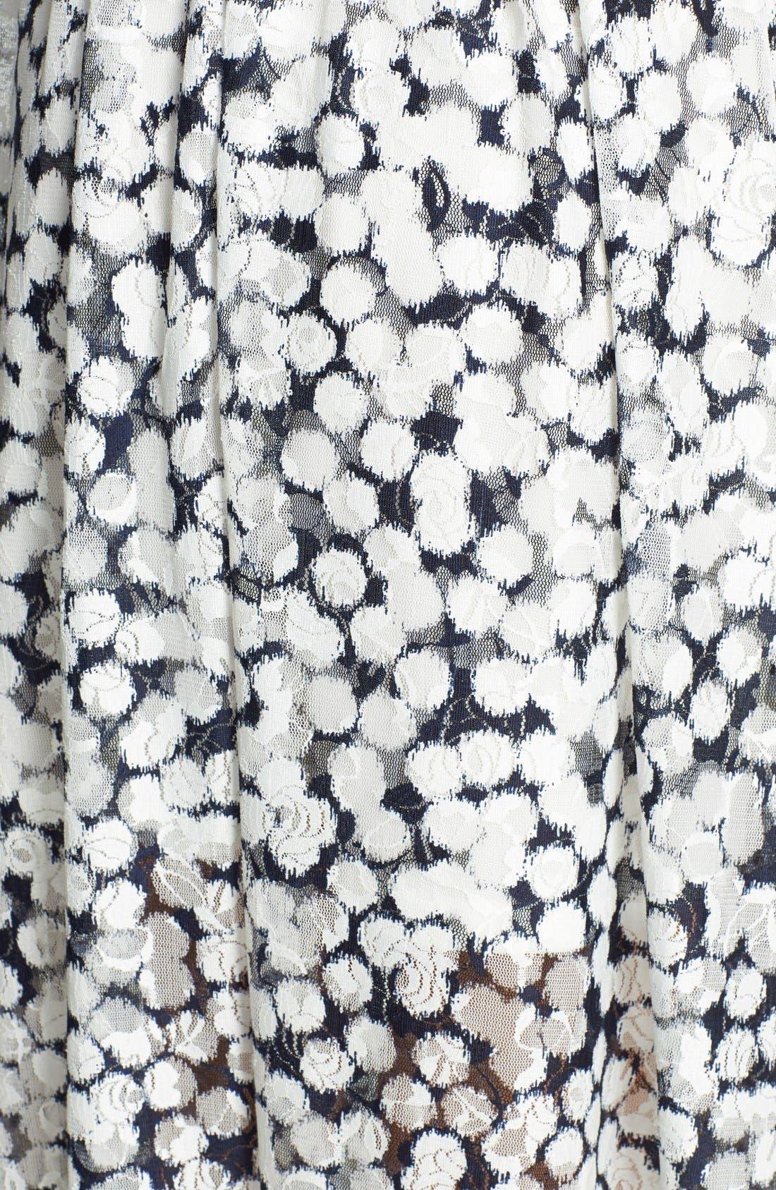 Print Knit Maxi Dress,                             Alternate thumbnail 2, color,                             480
