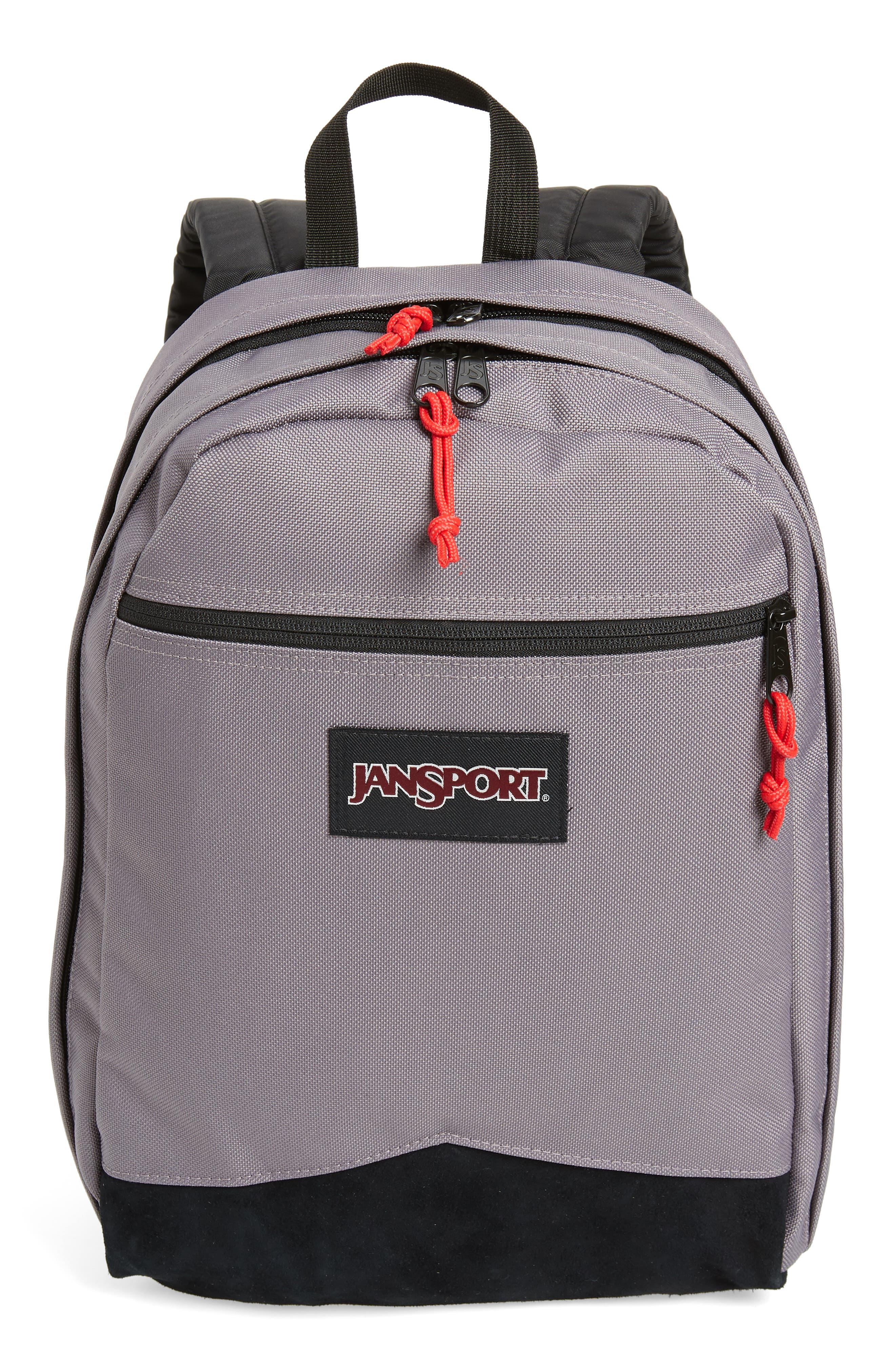 Jansport Freedom Backpack - Grey