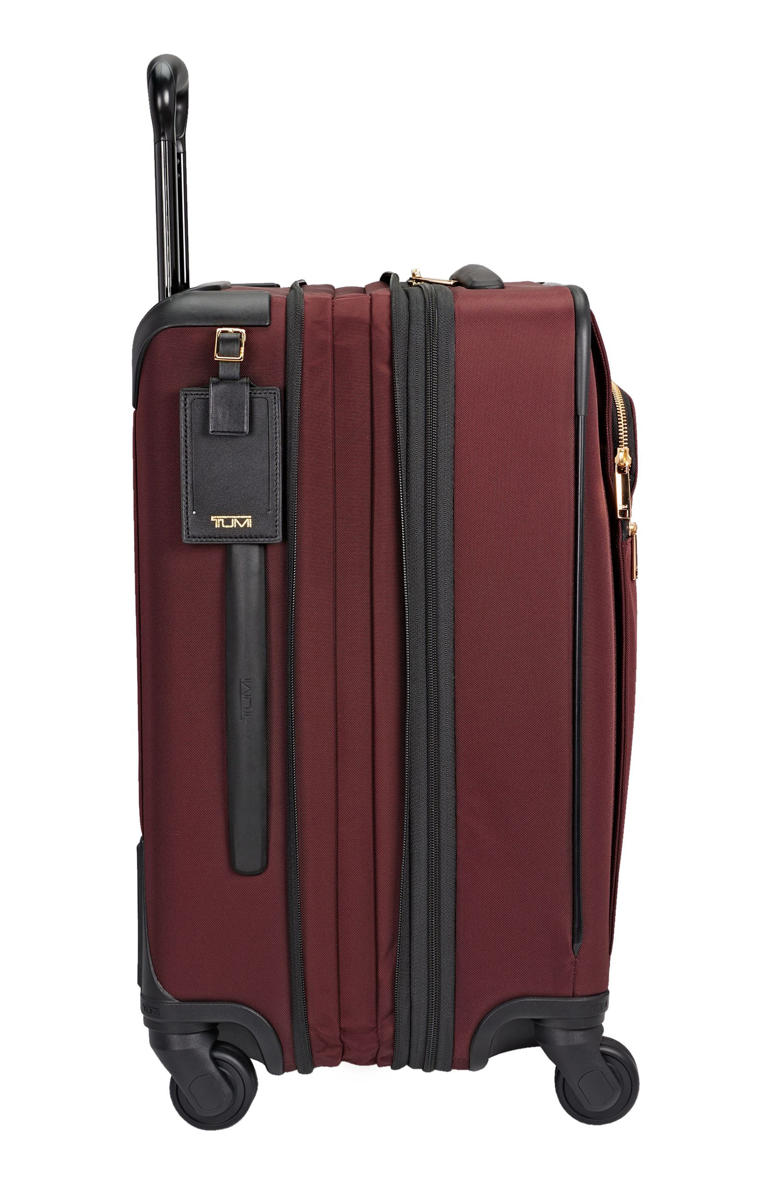 Sam International Expandable 22-Inch 4-Wheel Carry-On,                             Alternate thumbnail 3, color,                             603