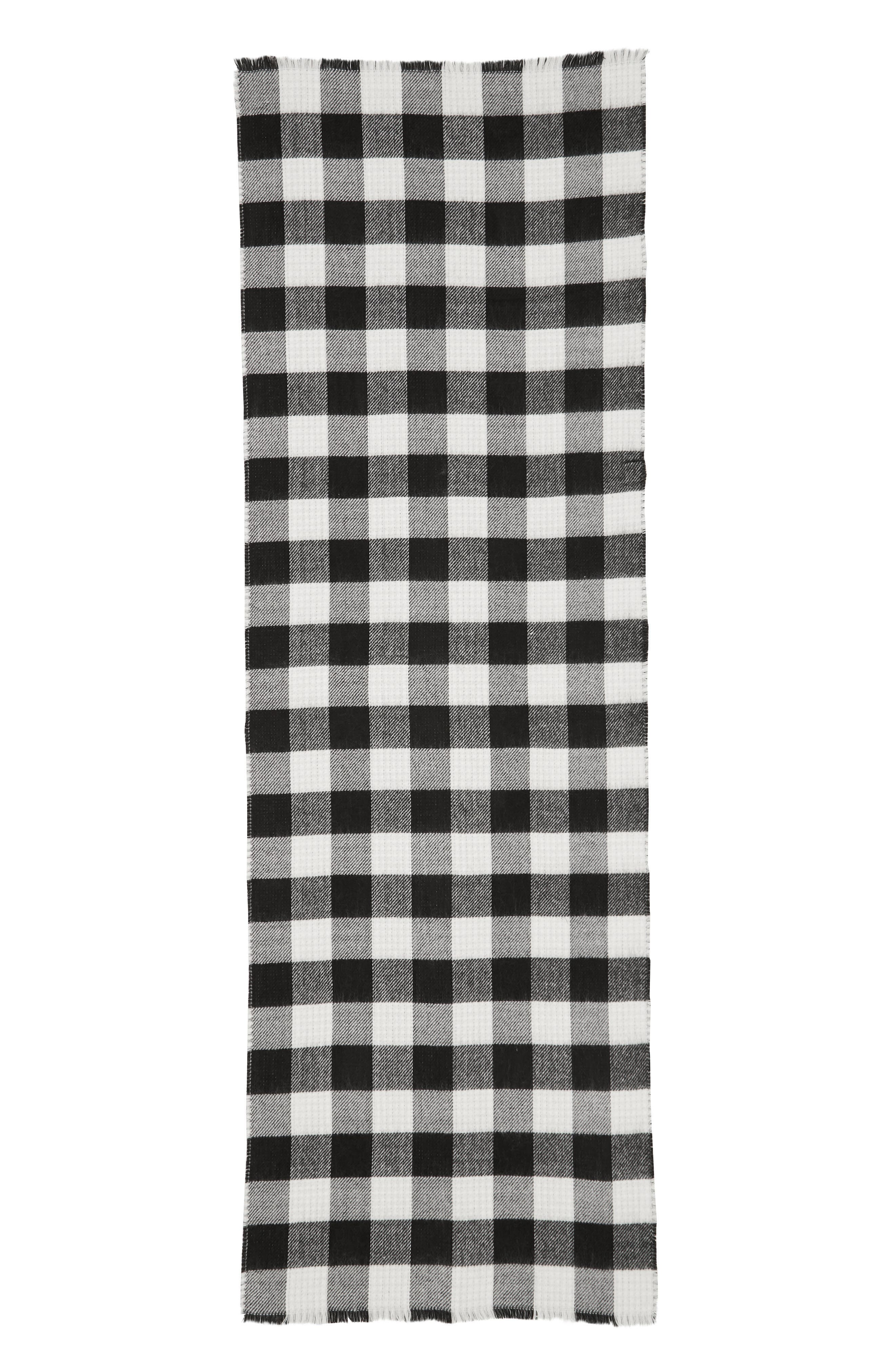 Double Sided Blanket Wrap,                             Alternate thumbnail 3, color,                             001