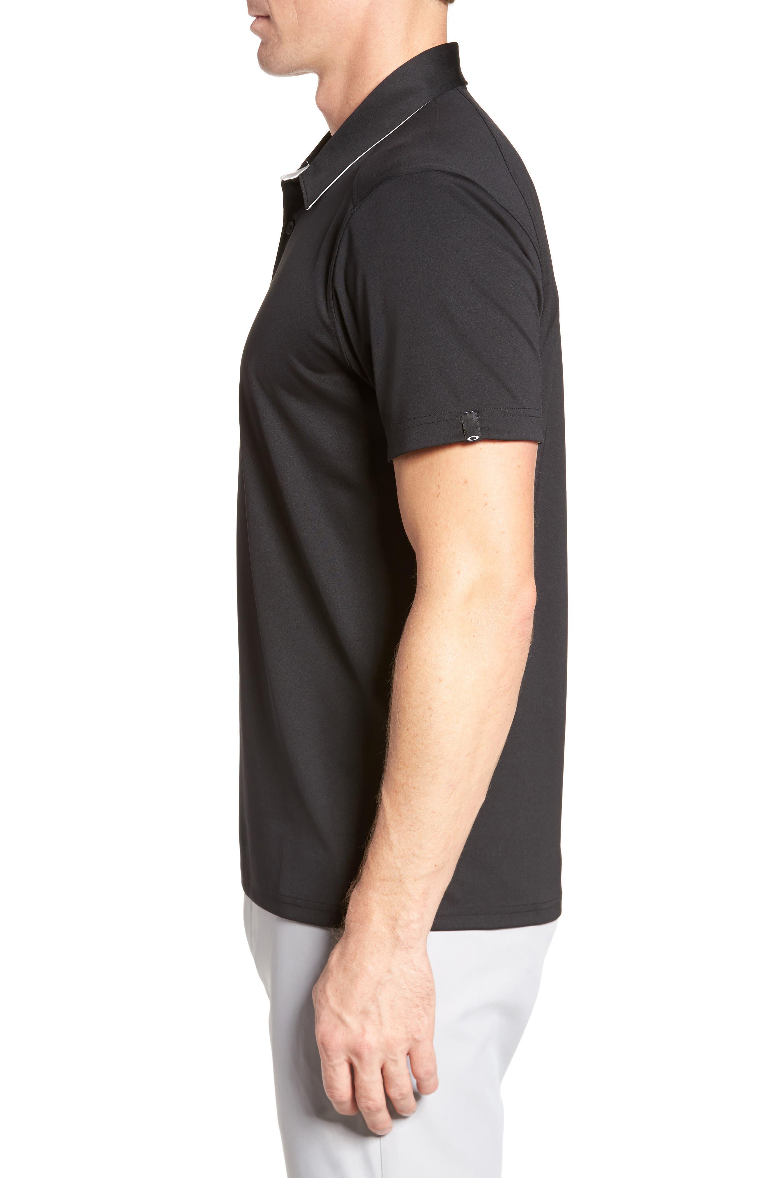 Divisional Polo Shirt,                             Alternate thumbnail 3, color,                             001