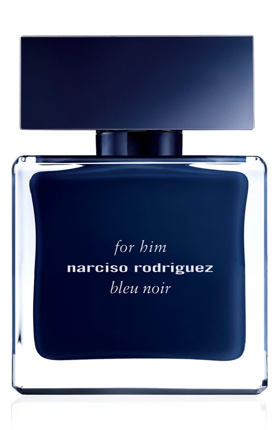 'For Him Bleu Noir' Eau de Toilette,                             Alternate thumbnail 2, color,                             000