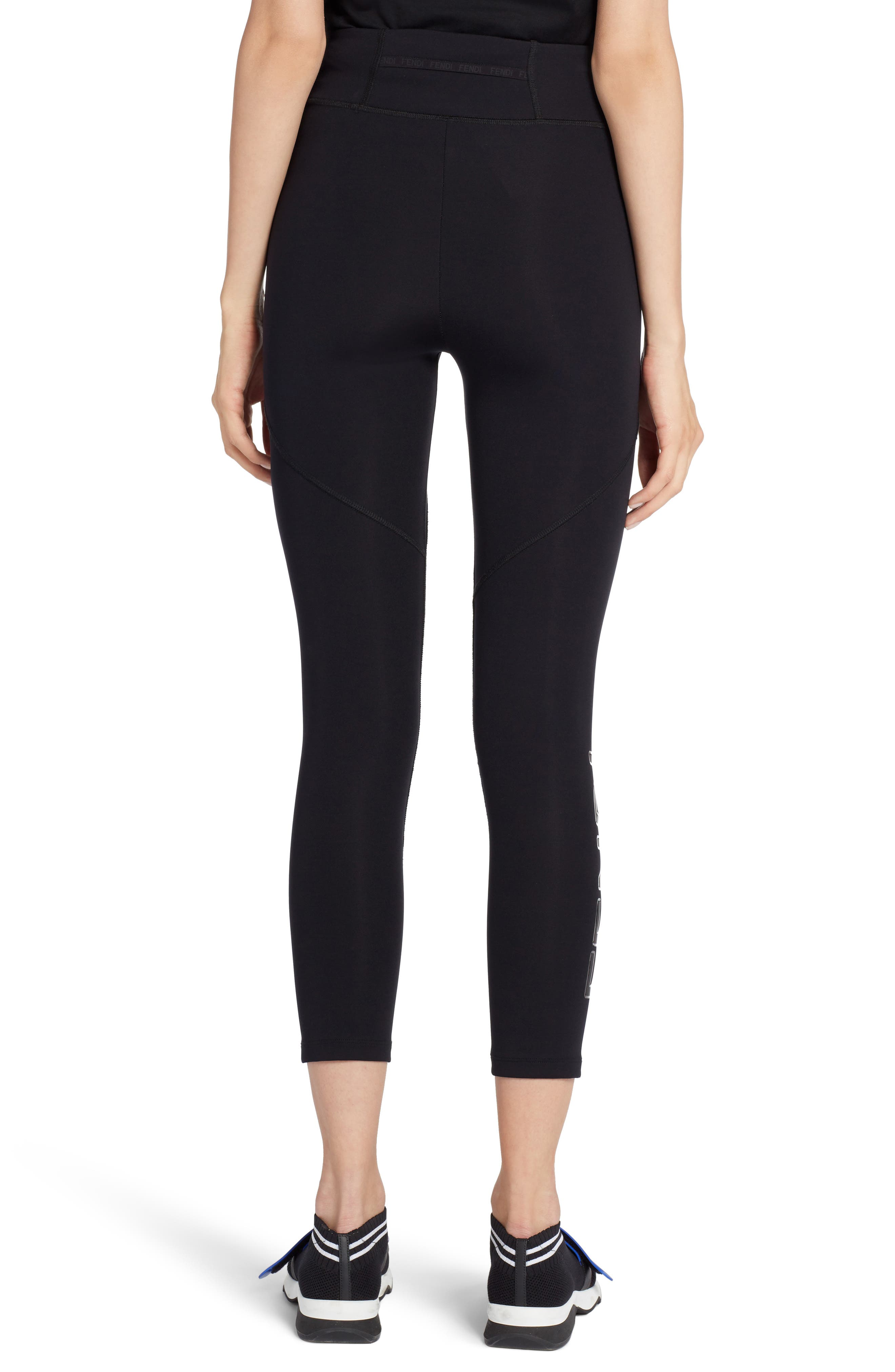 Roma Yoga Pants,                             Alternate thumbnail 2, color,