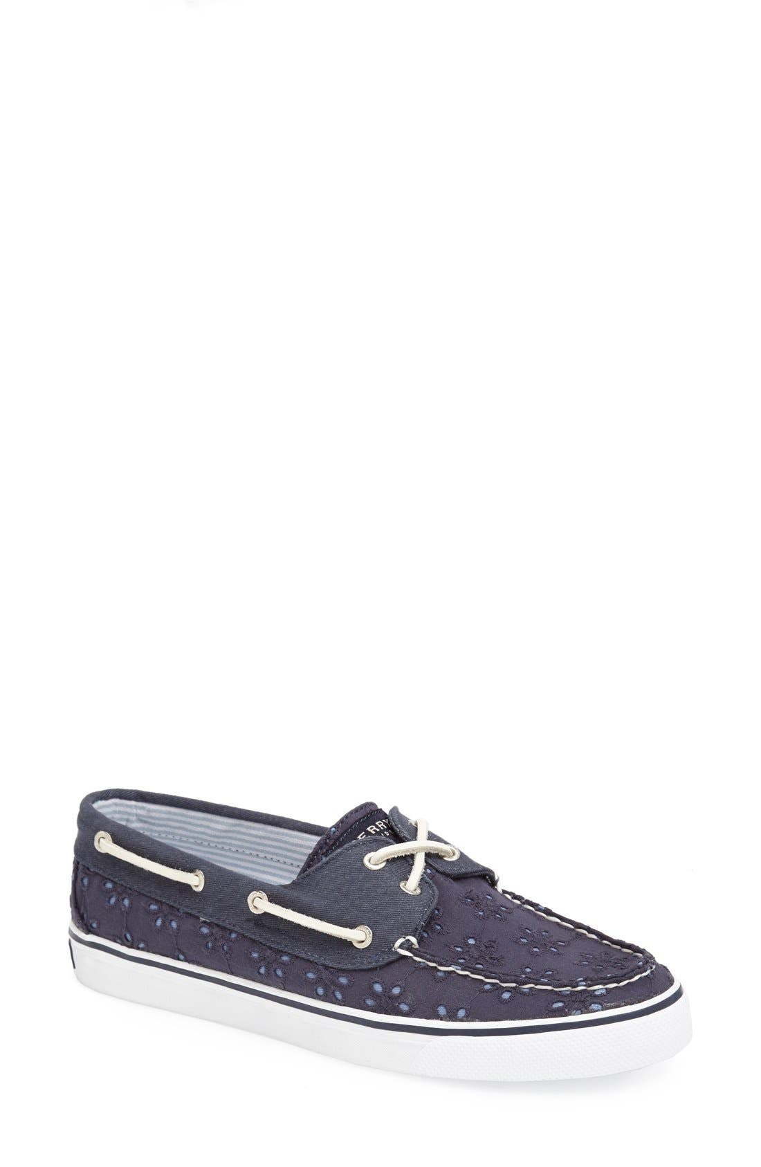 Top-Sider<sup>®</sup> 'Bahama' Sequined Boat Shoe,                             Main thumbnail 30, color,