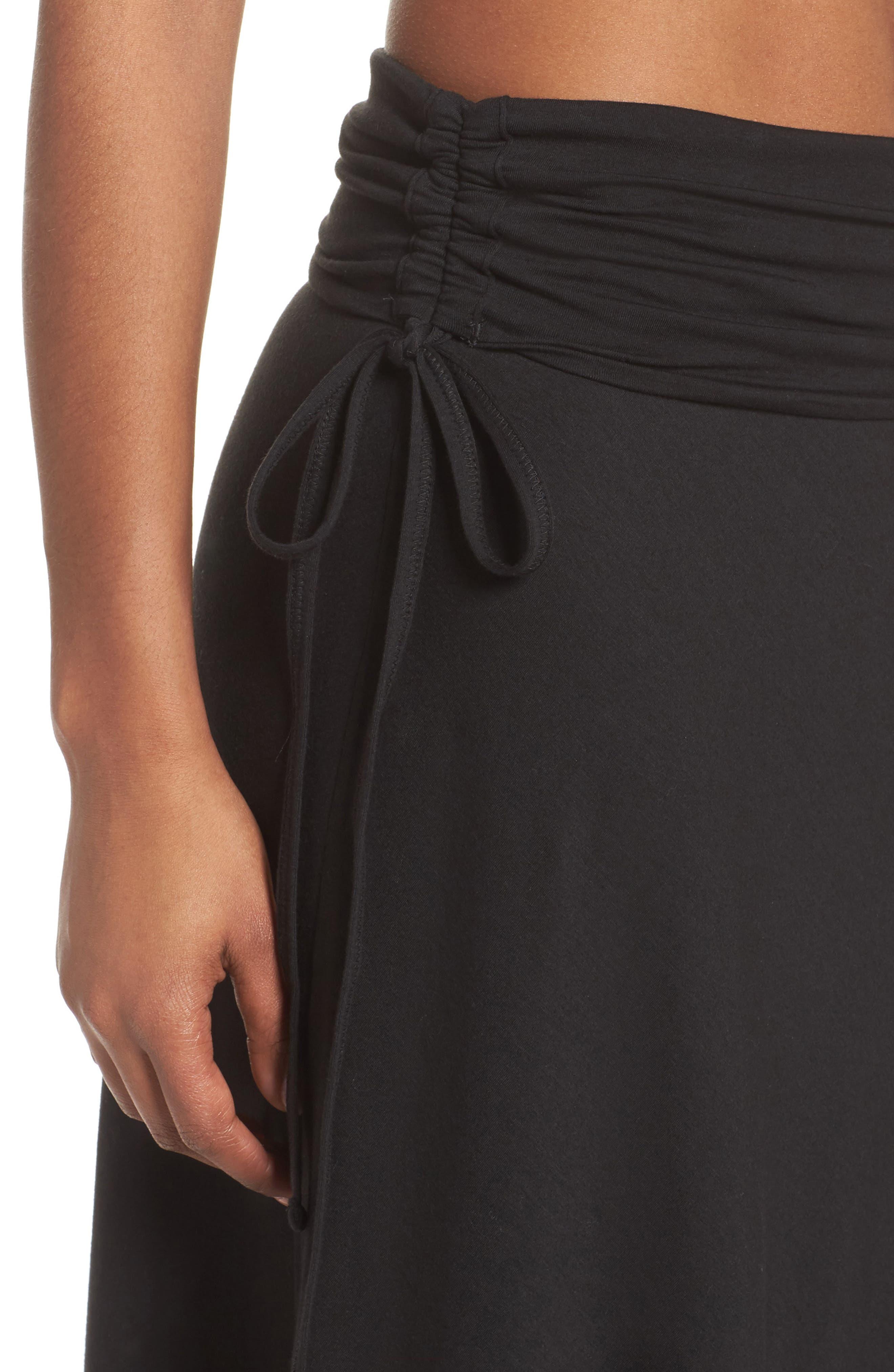 Kamala Maxi Skirt,                             Alternate thumbnail 6, color,                             001