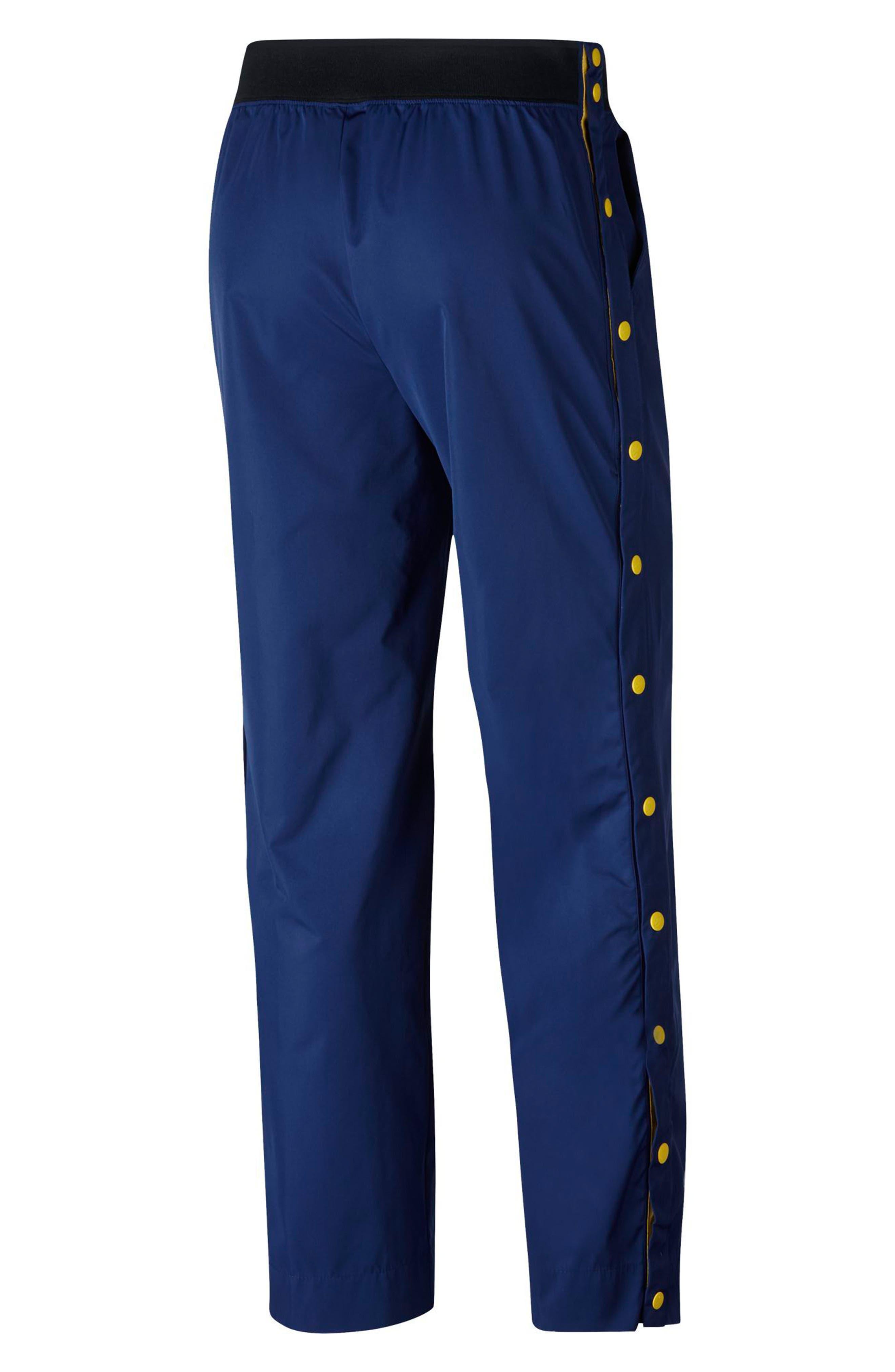 Sportswear Women's Side Snap Pants,                             Alternate thumbnail 2, color,                             455
