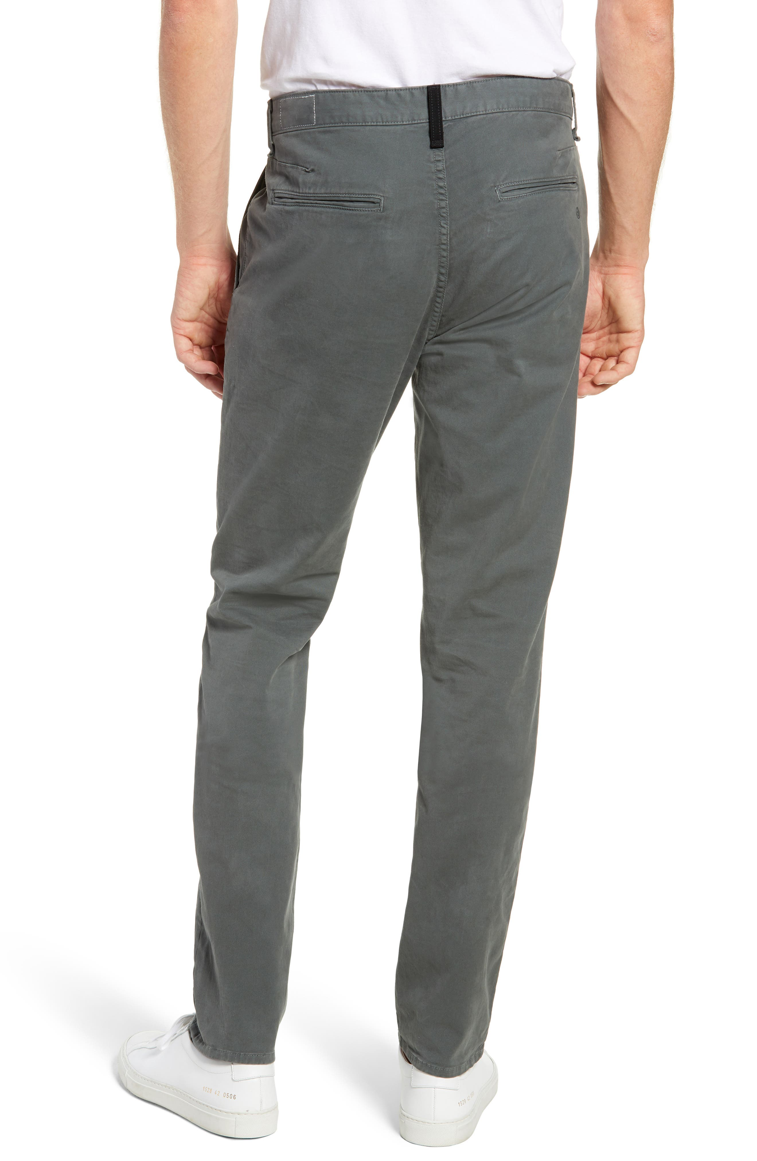 Fit 2 Slim Fit Chinos,                             Alternate thumbnail 2, color,                             TORREY PINE