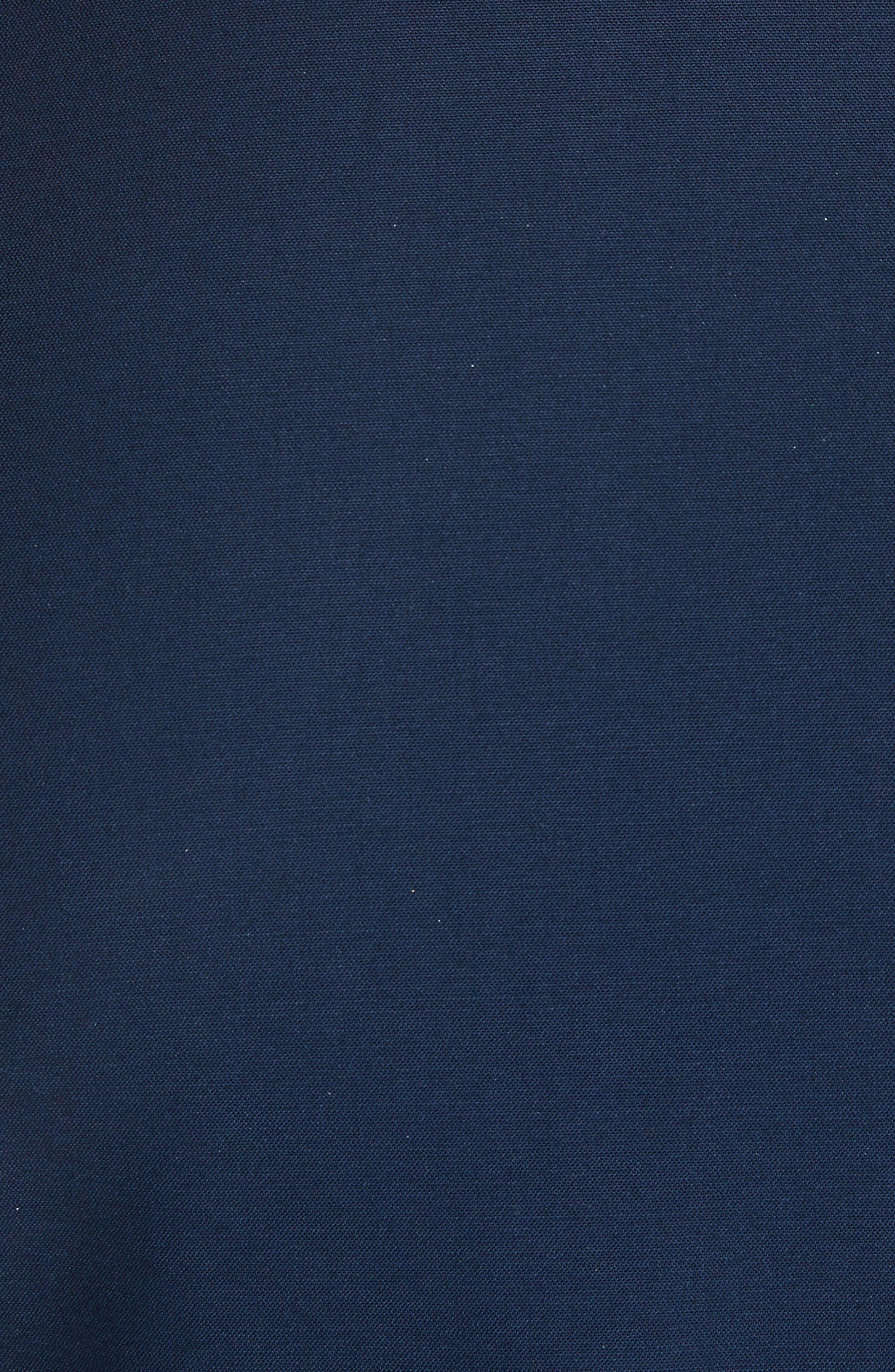 Ruffle Pocket A-Line Dress,                             Alternate thumbnail 5, color,                             410