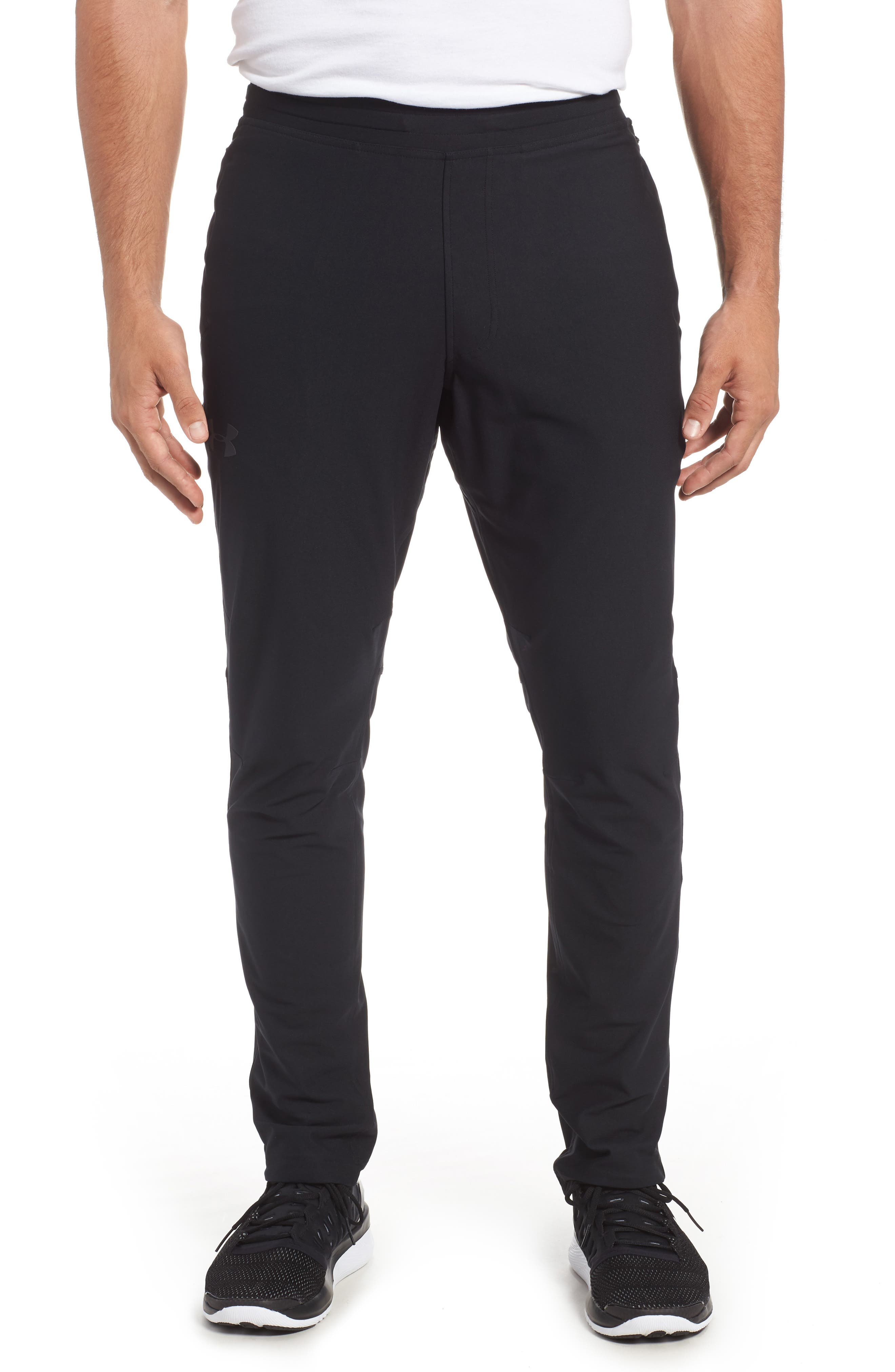 Elevated Pants,                         Main,                         color, BLACK