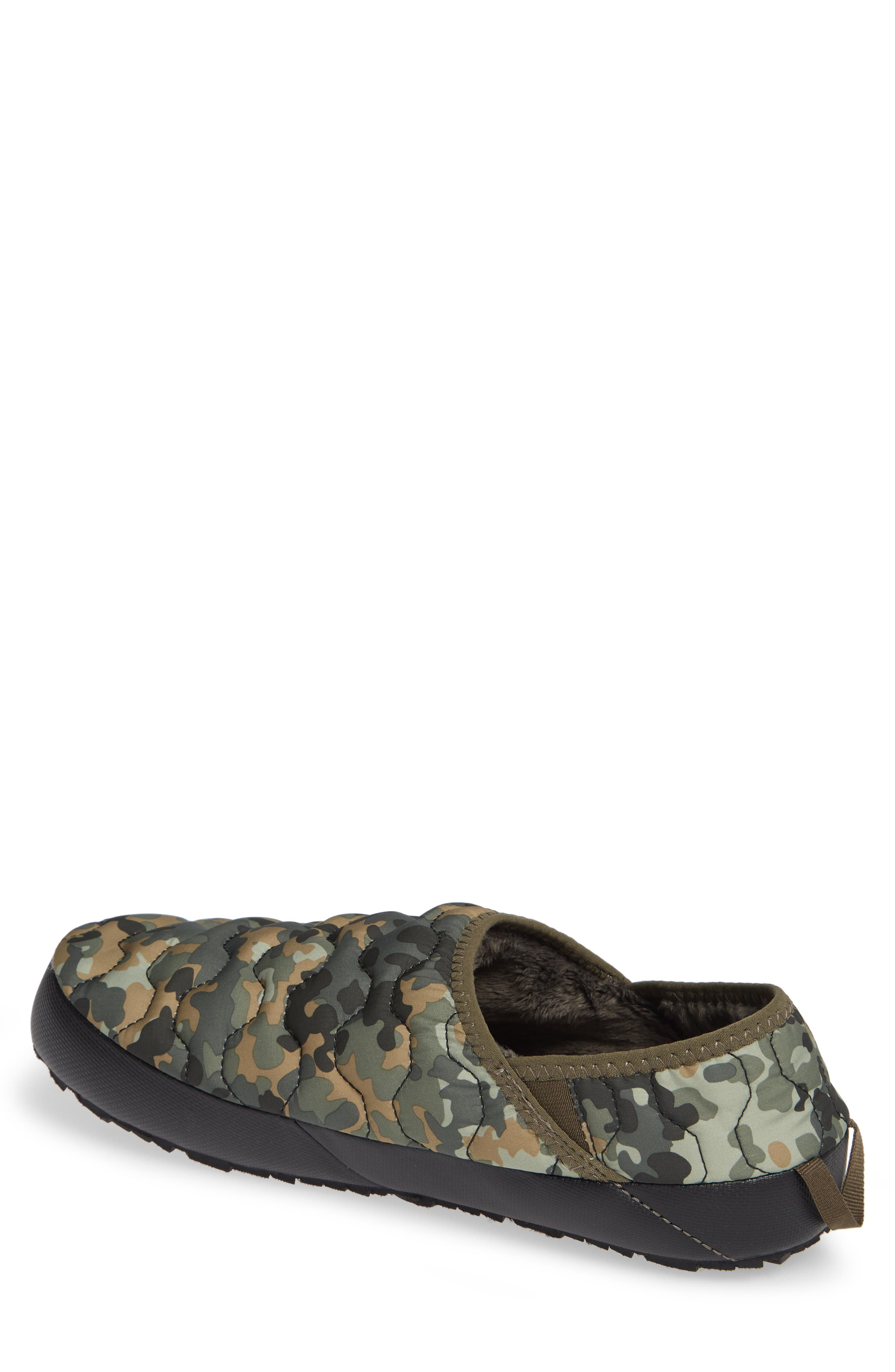 ThermoBall<sup>™</sup> Water-Resistant Traction slipper,                             Alternate thumbnail 2, color,                             TUMBLEWEED GREEN