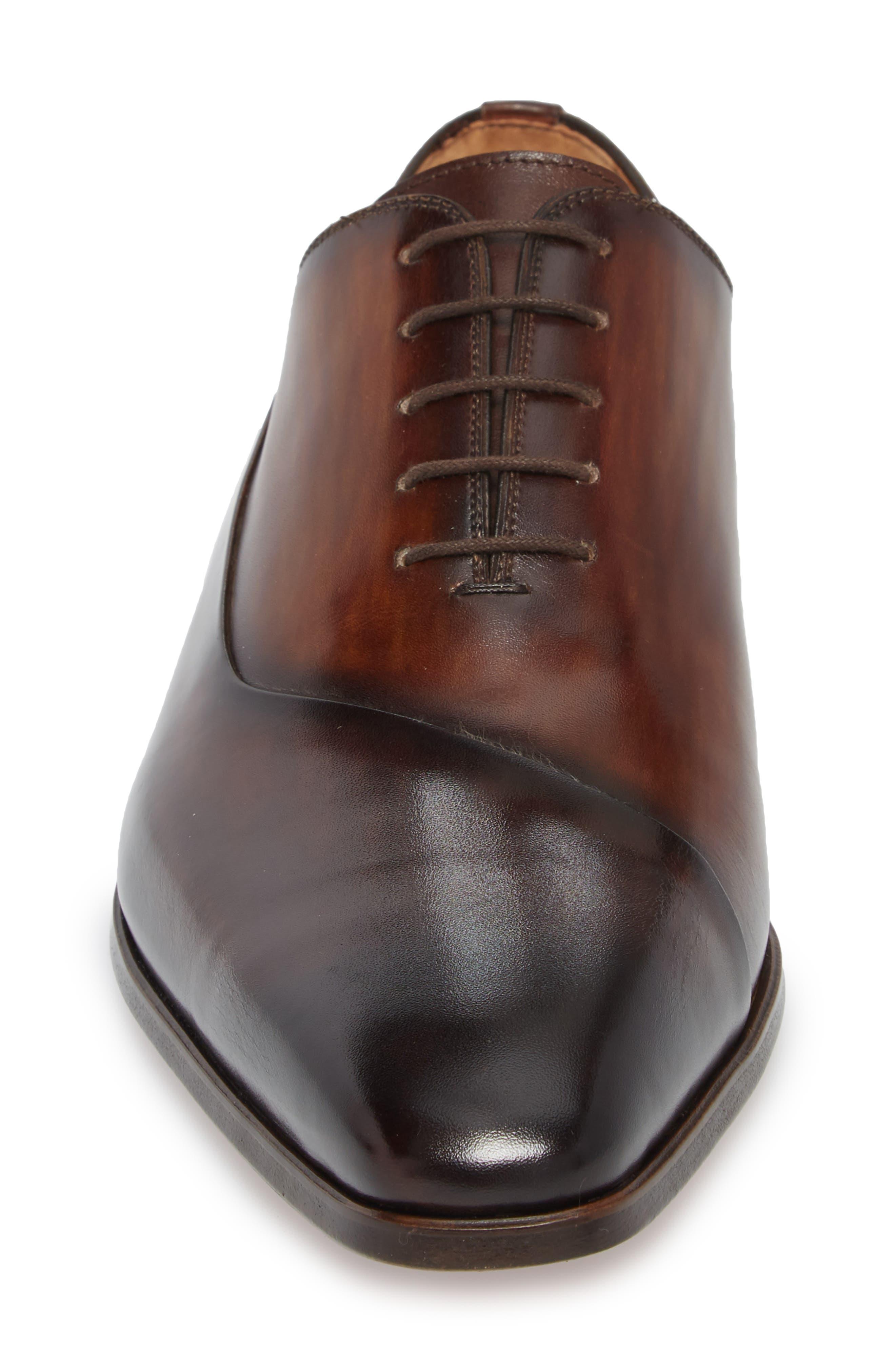 Cristiano Asymmetrical Whole Cut Shoe,                             Alternate thumbnail 4, color,                             200