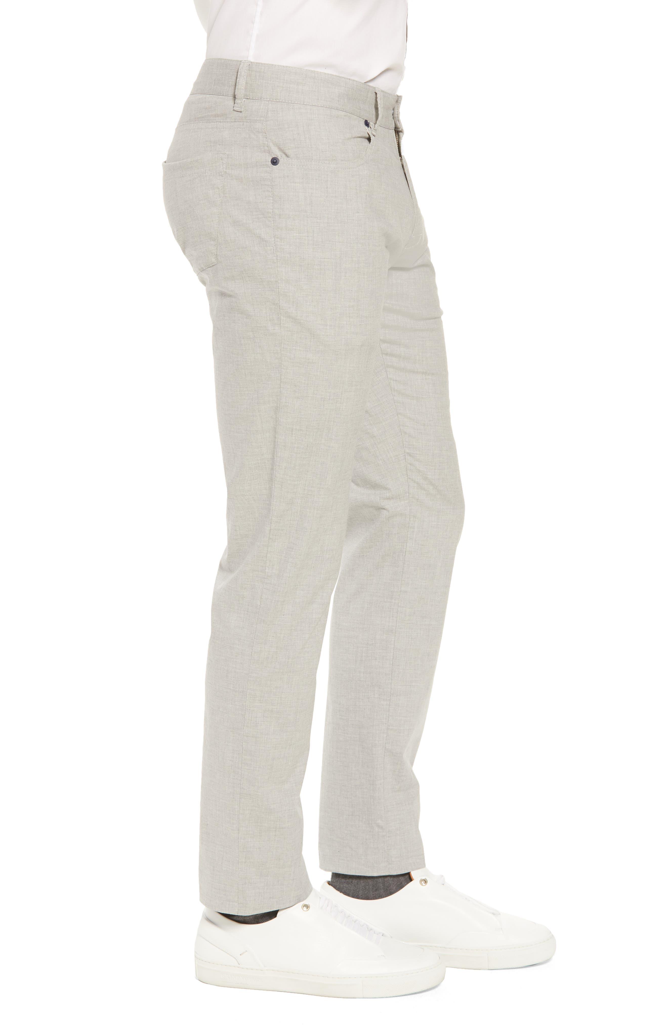 McKinney Regular Fit Straight Leg Pants,                             Alternate thumbnail 3, color,                             GREY