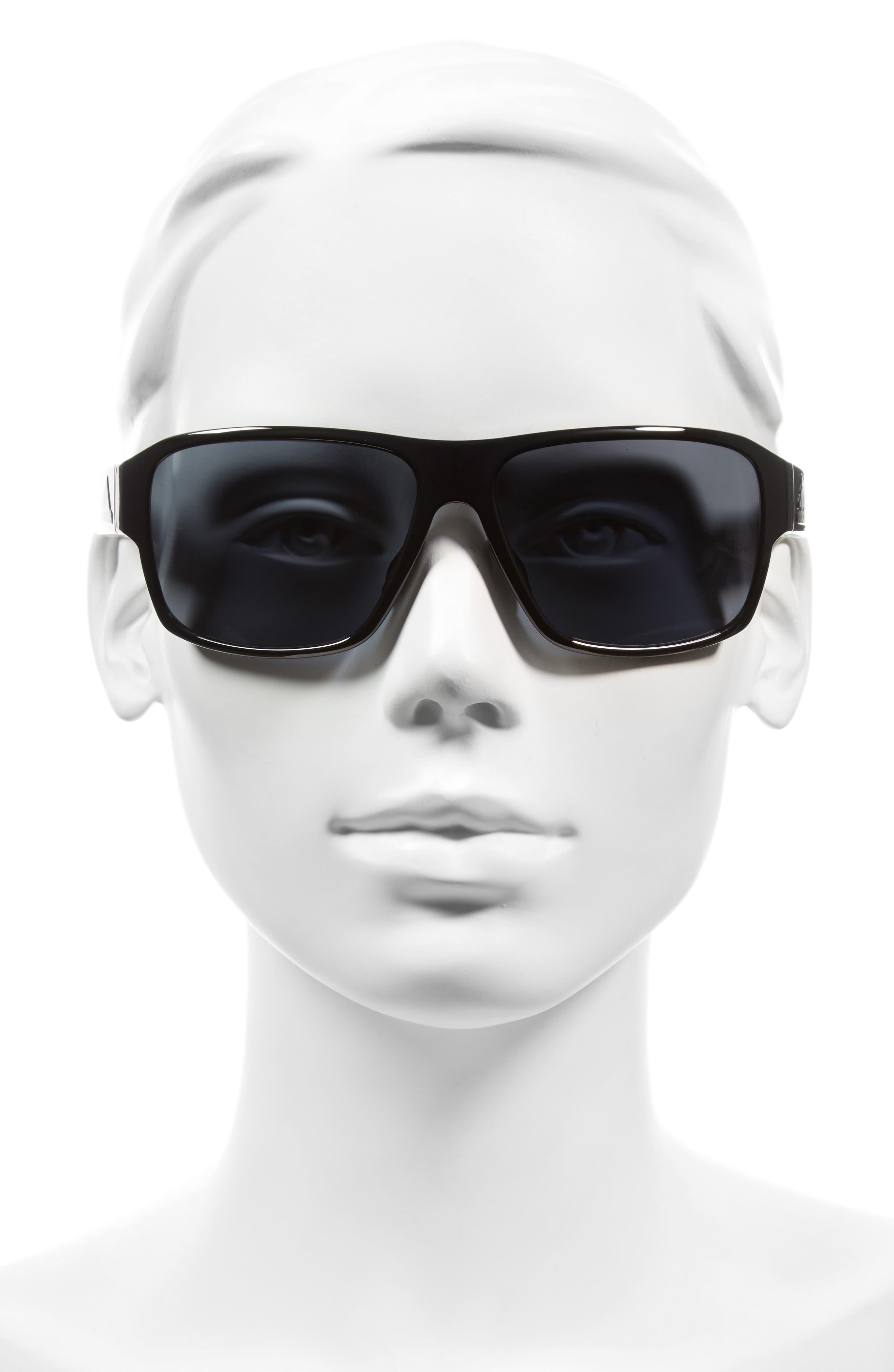 Jaysor 60mm Sunglasses,                             Alternate thumbnail 2, color,                             001