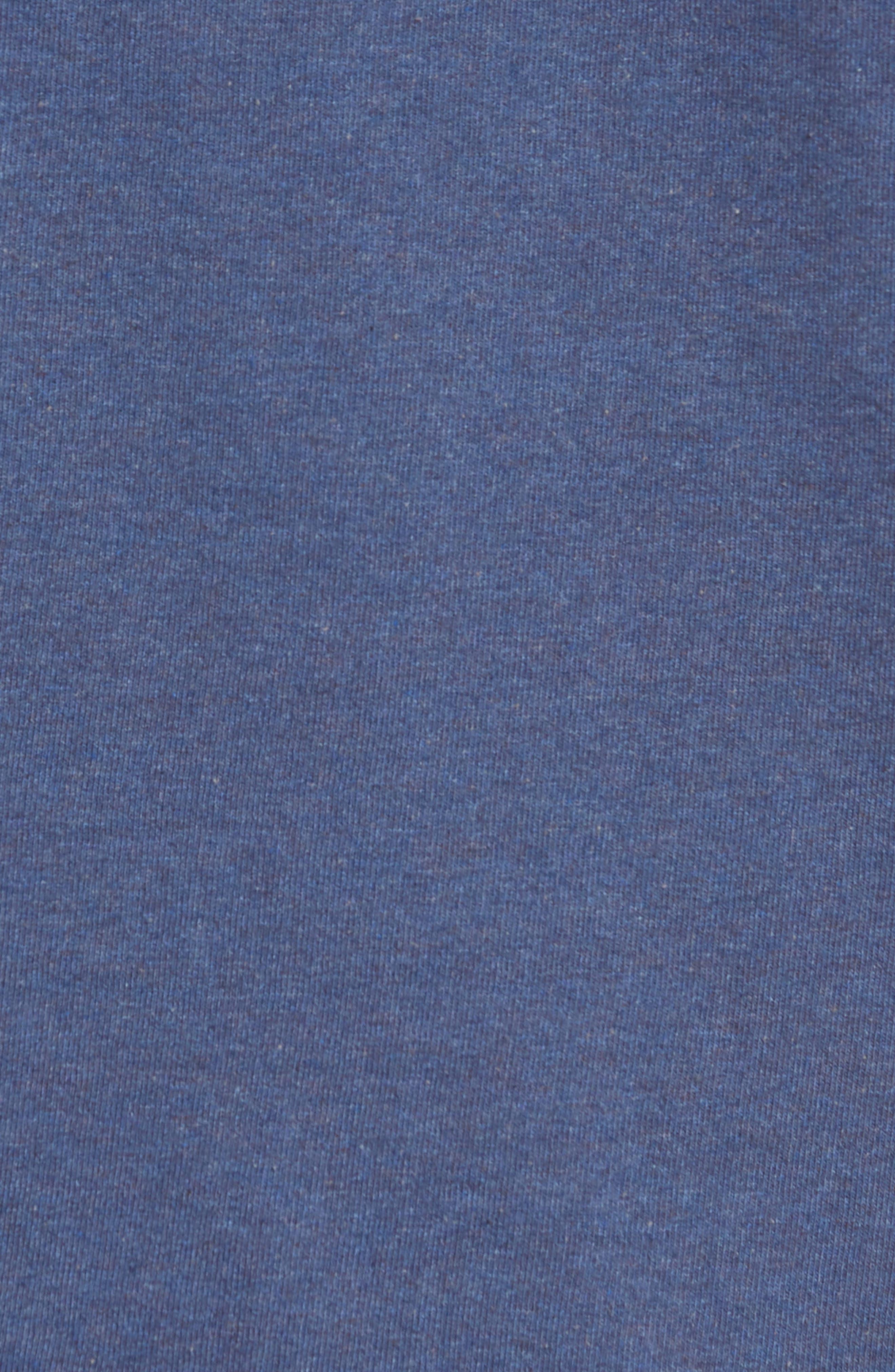Shop Sticker Responsibili-Tee T-Shirt,                             Alternate thumbnail 5, color,                             DOLOMITE BLUE