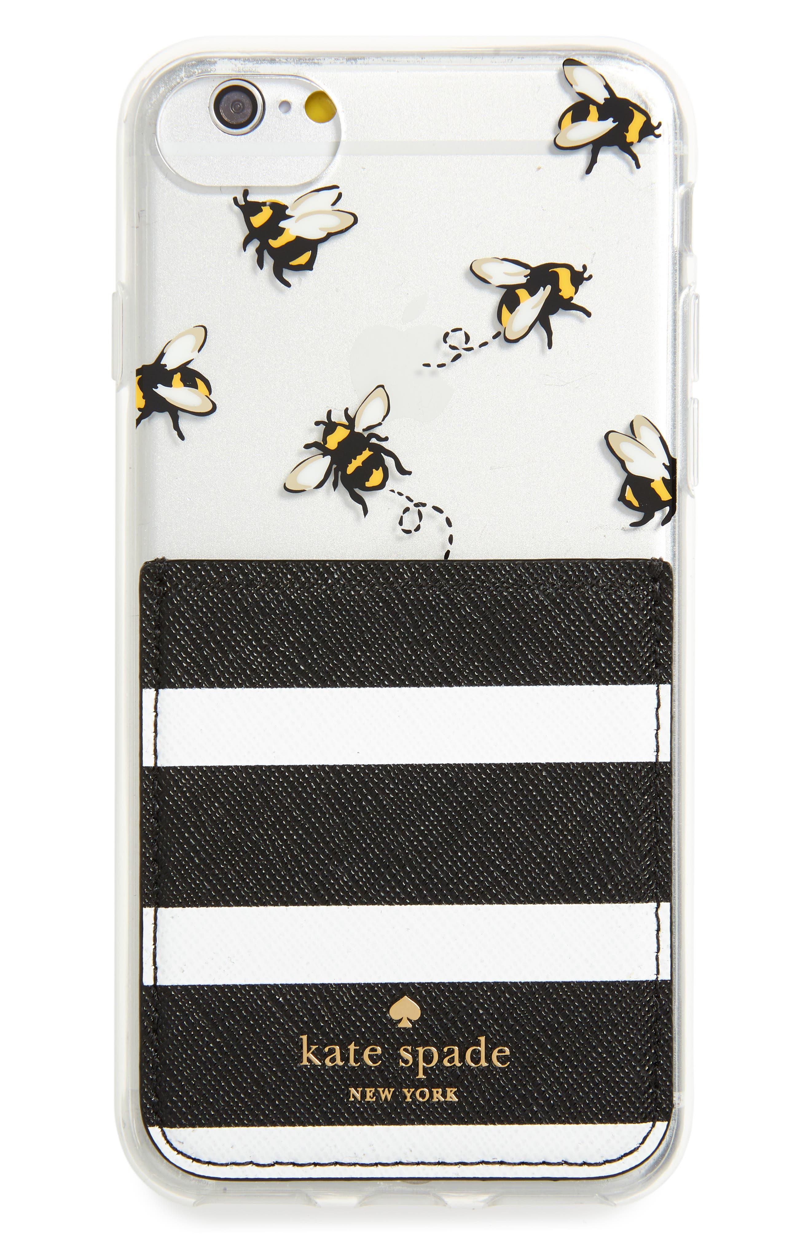 stick to it iPhone 7/8 & iPhone 7/8 Plus case & sticker pocket set,                             Main thumbnail 1, color,                             001