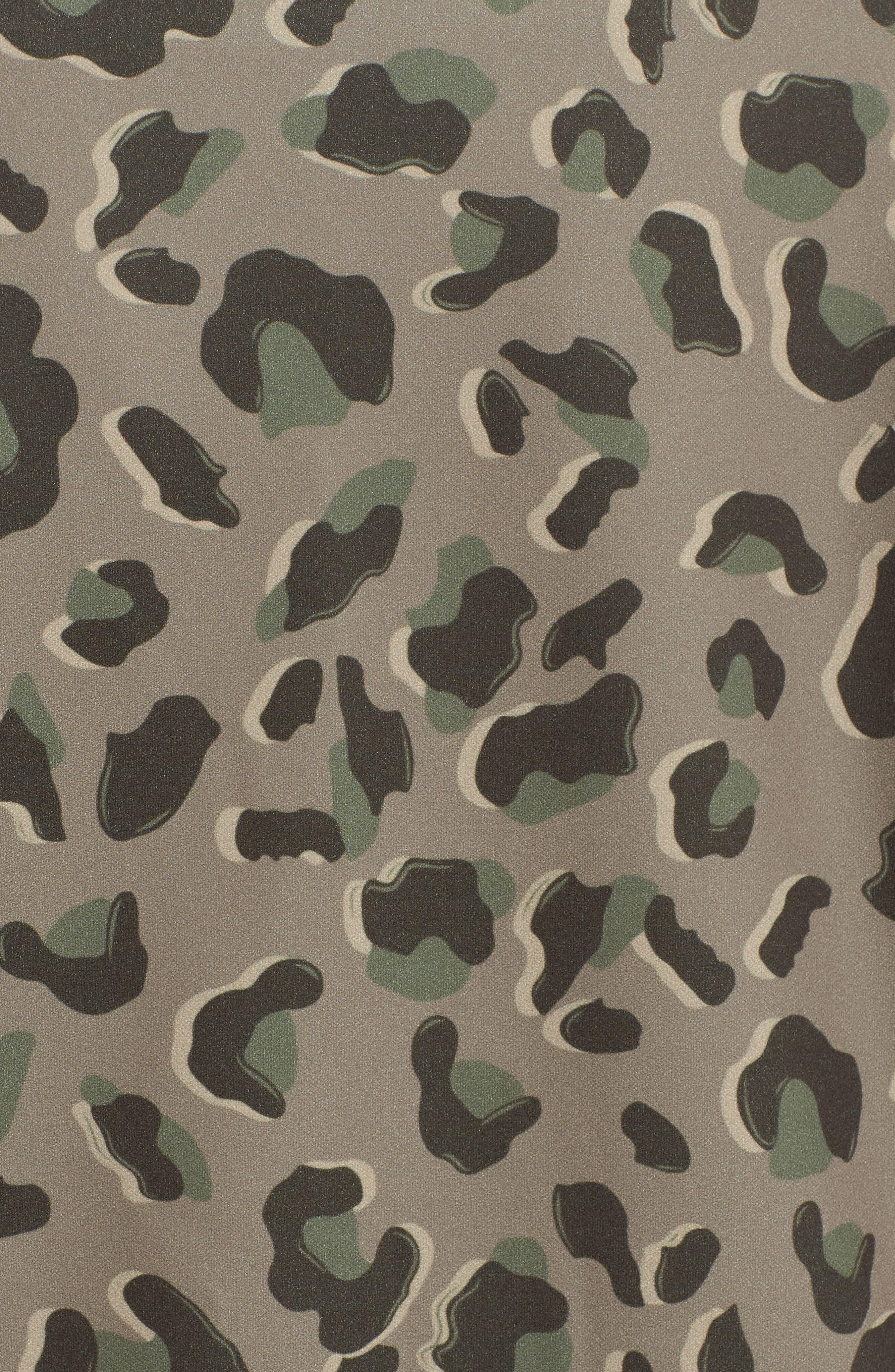 Osy Camo Print Jacket,                             Alternate thumbnail 6, color,                             301