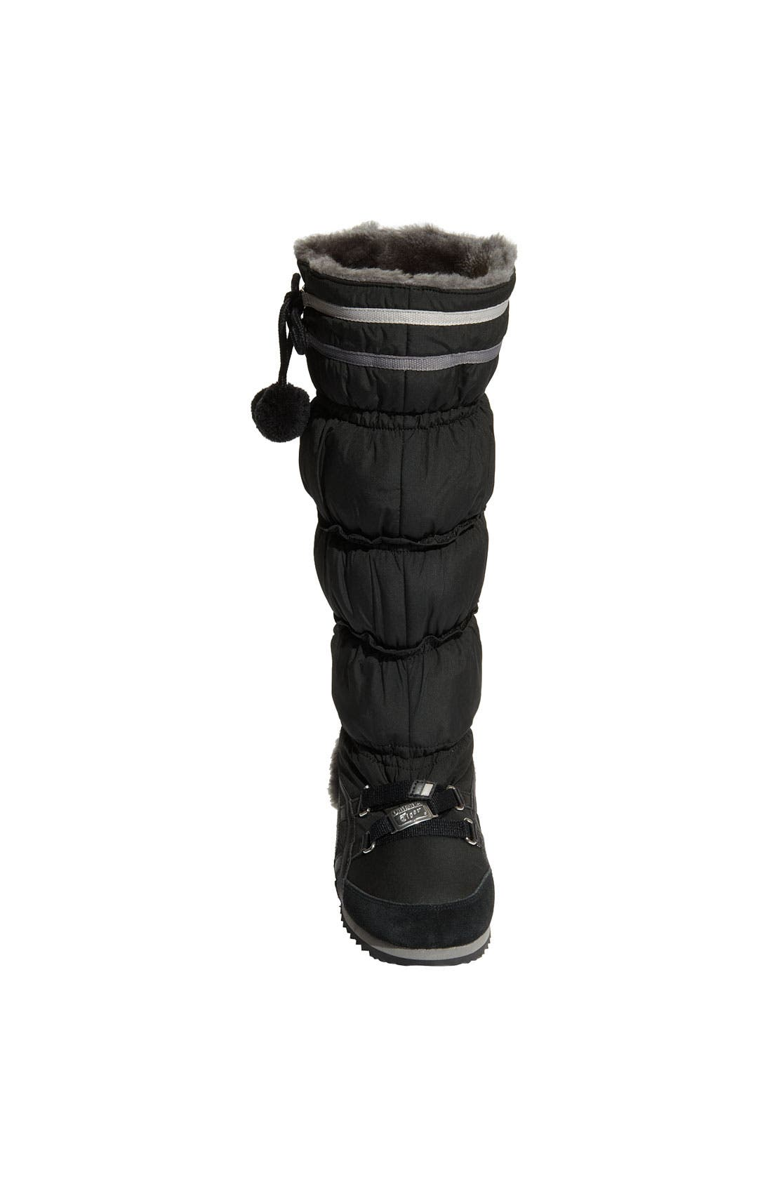 Onitsuka Tiger by ASICS<sup>®</sup> 'Snow Eden' Boot,                             Alternate thumbnail 3, color,                             001