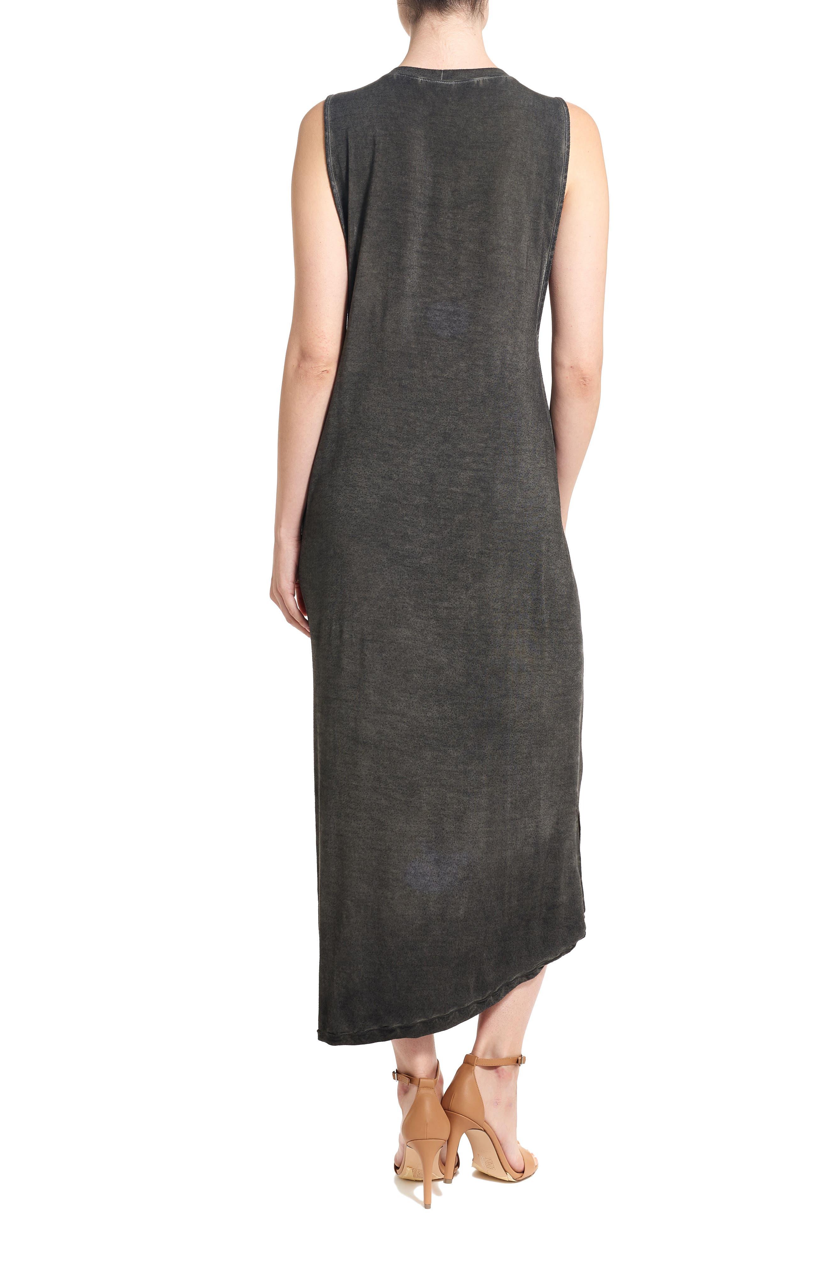 Asymmetrical Tank Dress,                             Alternate thumbnail 2, color,                             029