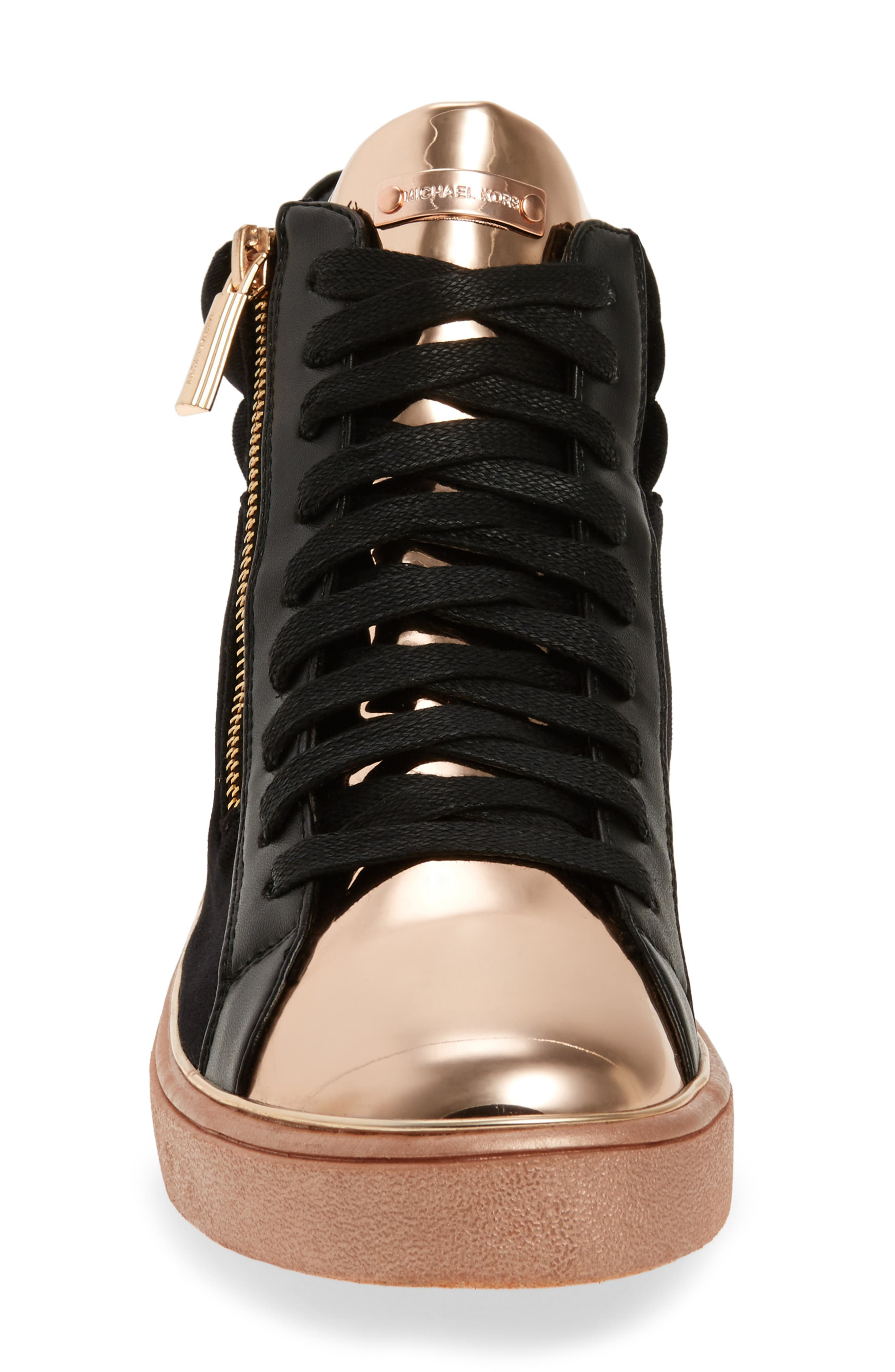 Ivy Blue High Top Sneaker,                             Alternate thumbnail 7, color,