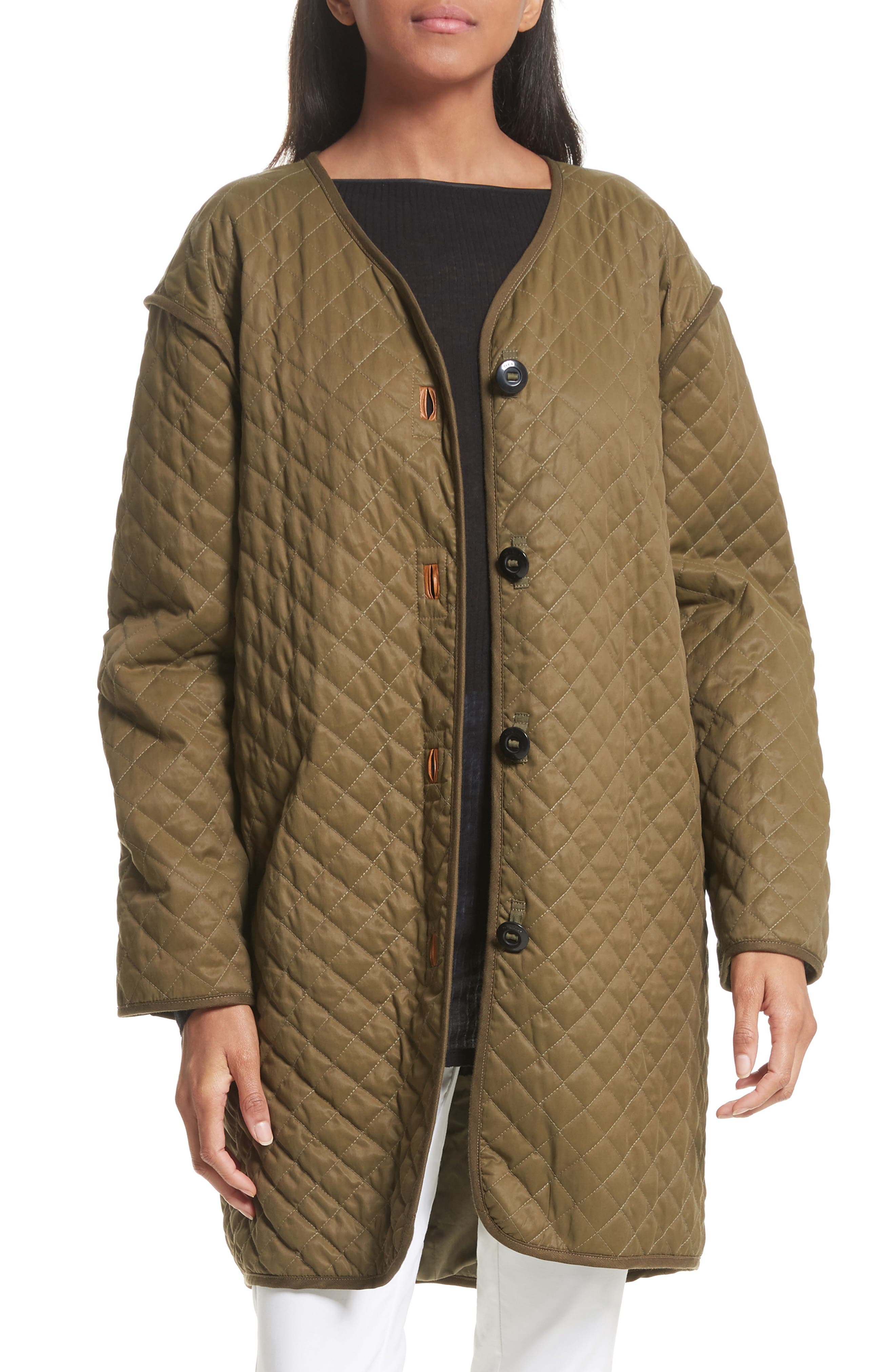 Rosa Quilted Liner Jacket,                             Main thumbnail 1, color,                             325