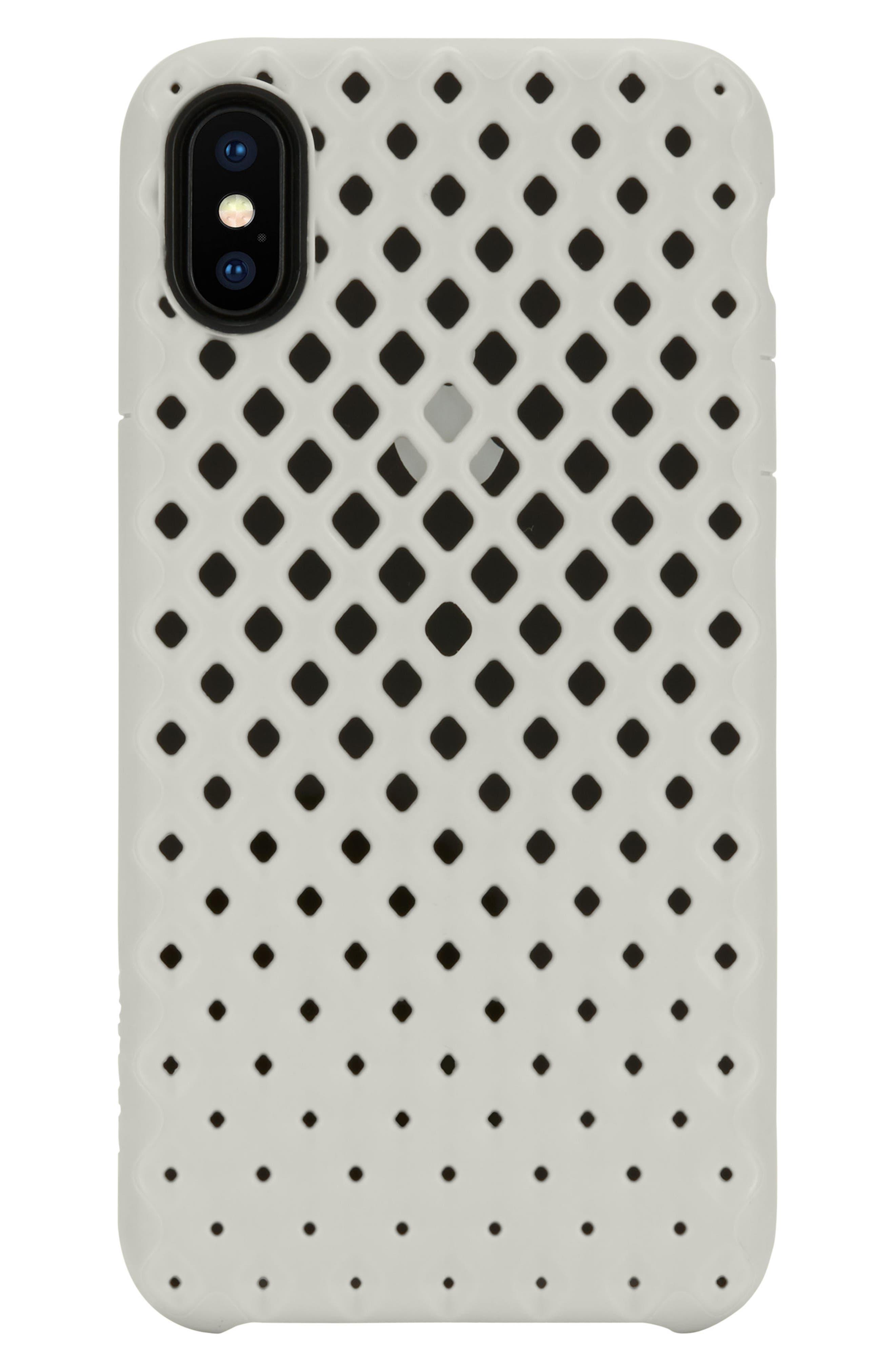 Lite iPhone iPhone X & Xs Case,                             Alternate thumbnail 21, color,