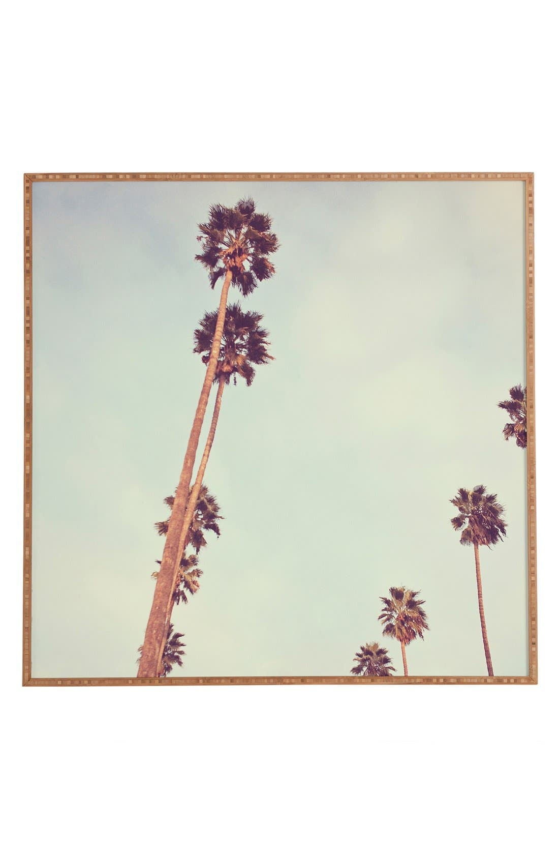 'Catherine McDonald - Streets of Los Angeles' Framed Wall Art,                             Main thumbnail 1, color,