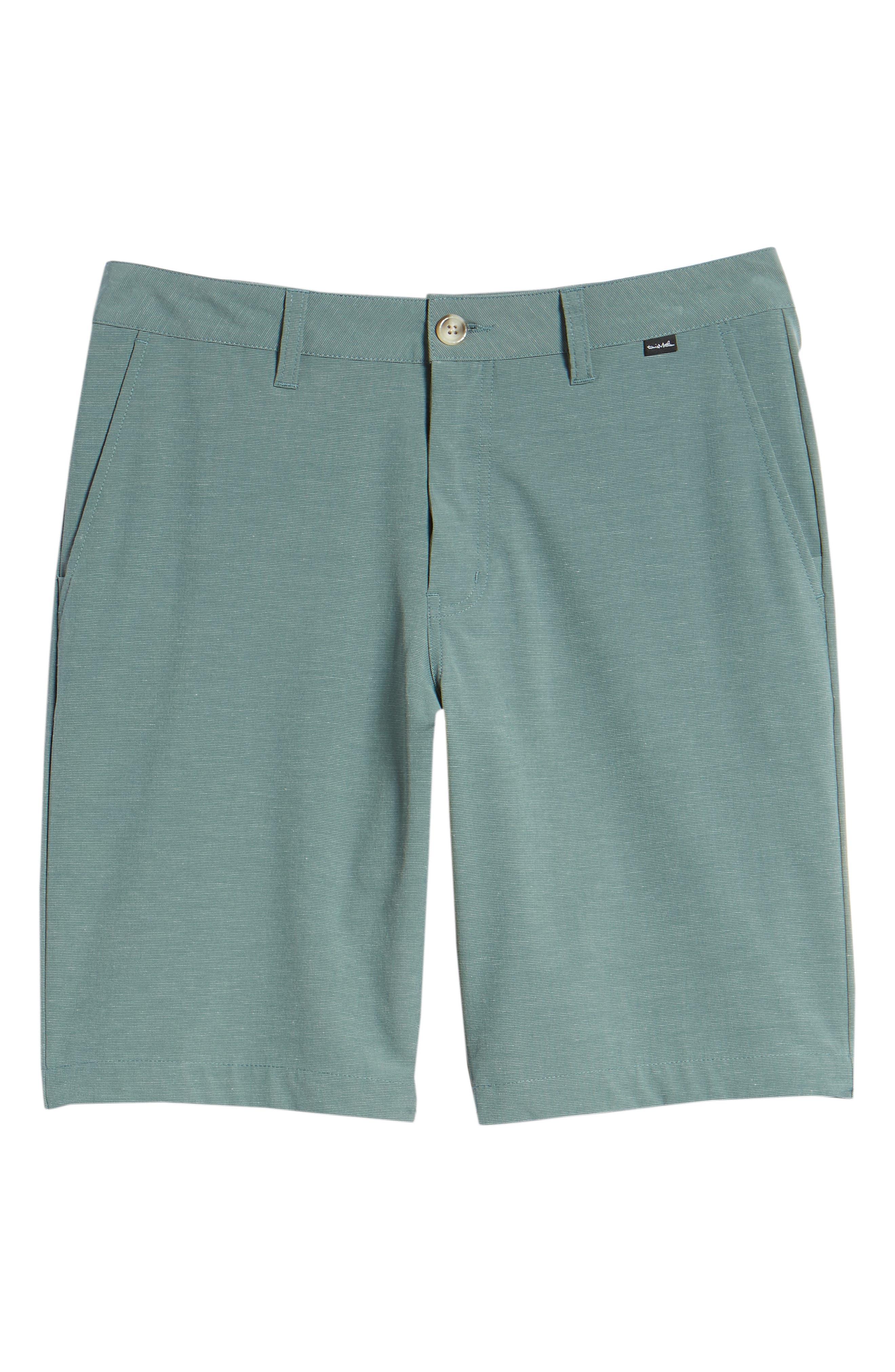 Revival Shorts,                             Alternate thumbnail 6, color,                             BALSAM GREEN